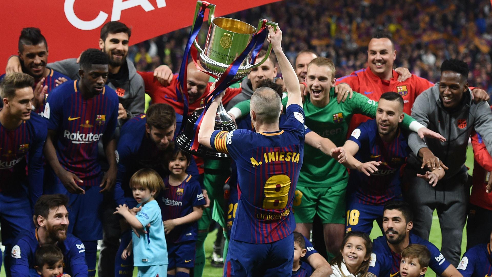Majestic Messi, Bale's bliss, Sevilla slaughtered – Barcelona's five successive Copa del Rey finals