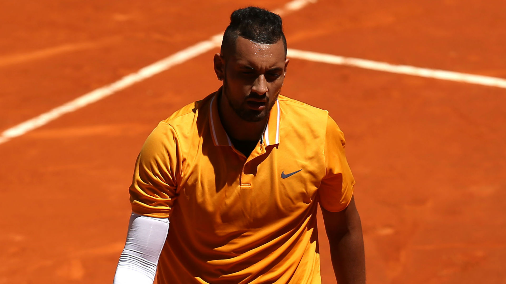 Kyrgios withdraws from French Open due to illness