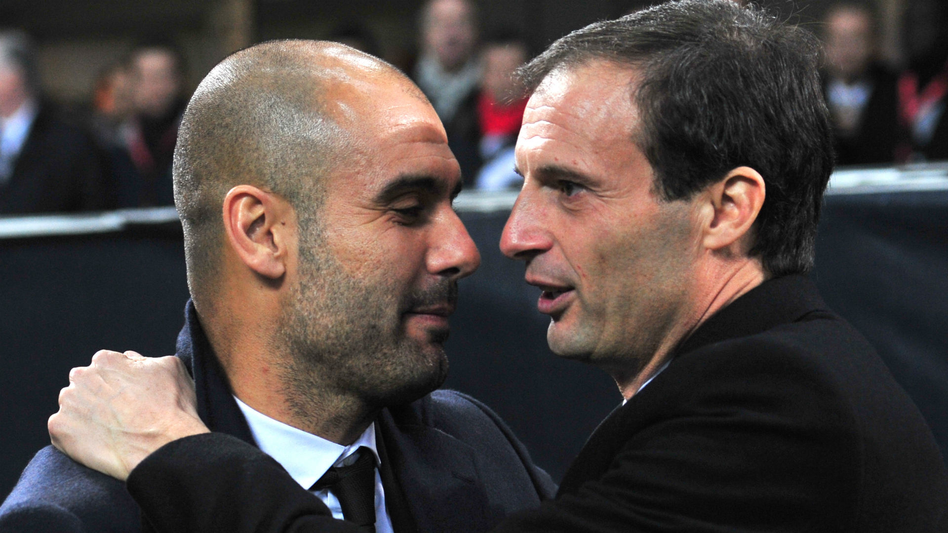 A manager of Manchester is coming - Allegri mischievously drops Guardiola hint