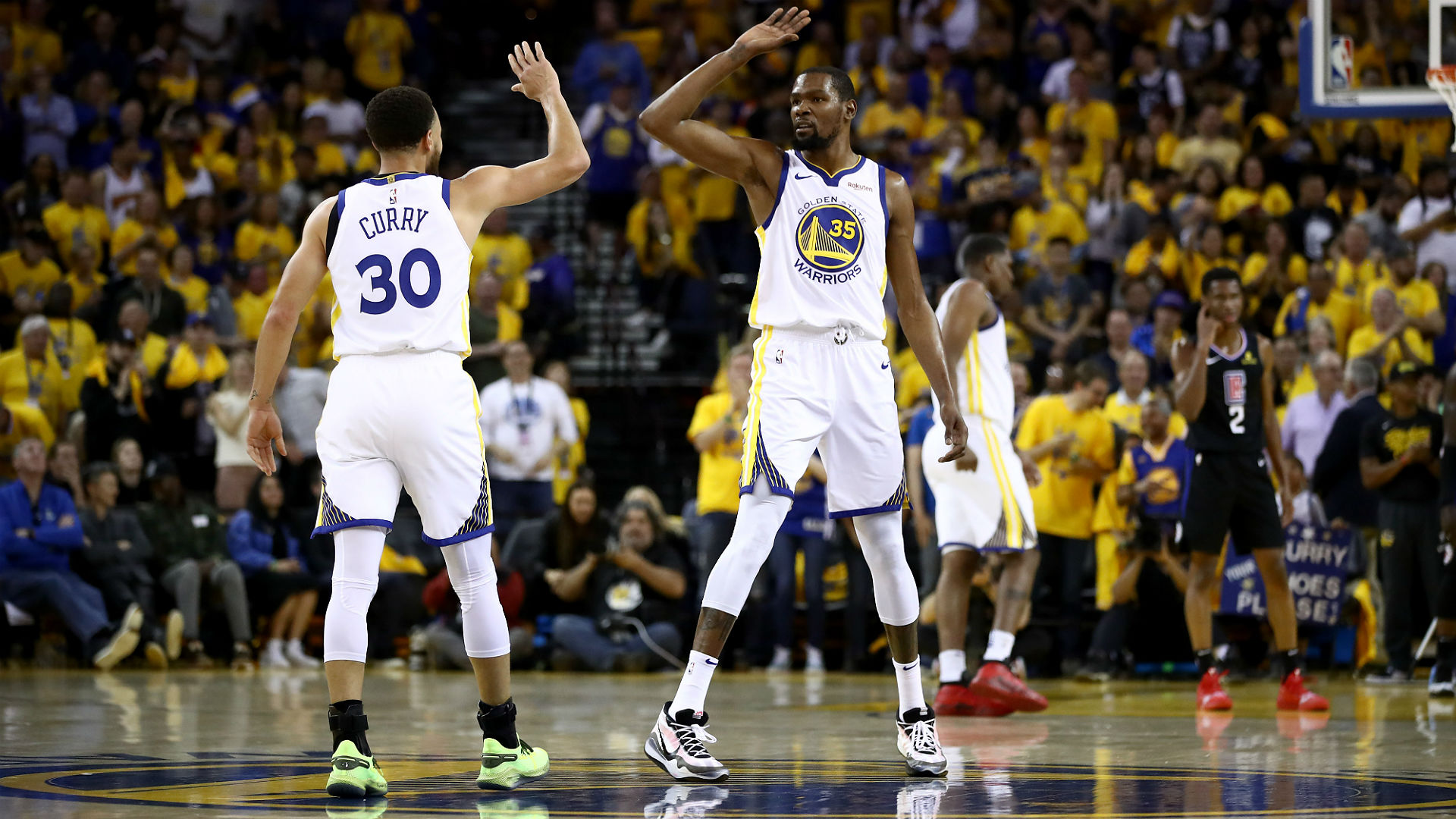 Curry: Warriors will carry on when Durant returns