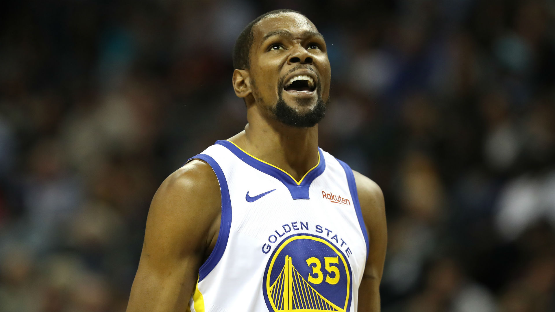 Warriors' Kevin Durant defends social media use after latest spat
