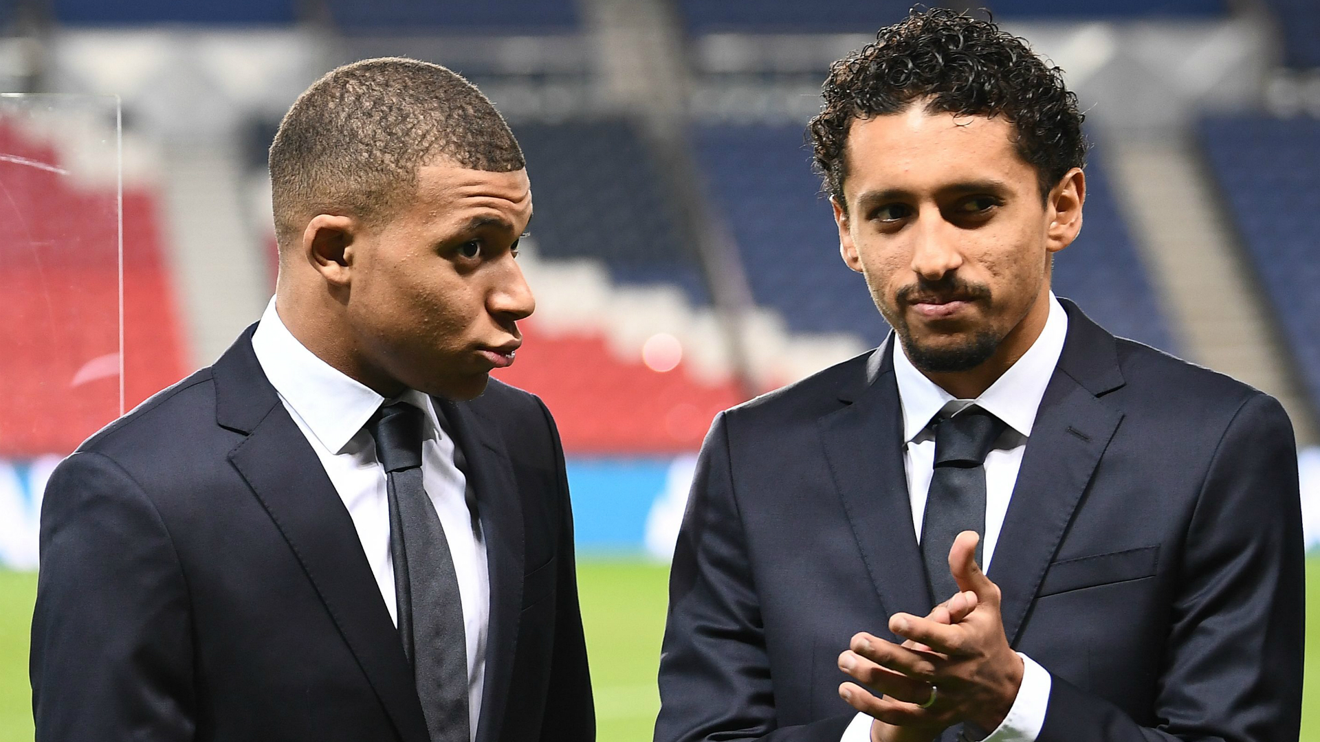 Marquinhos 'didn't understand' Mbappe's PSG exit hint