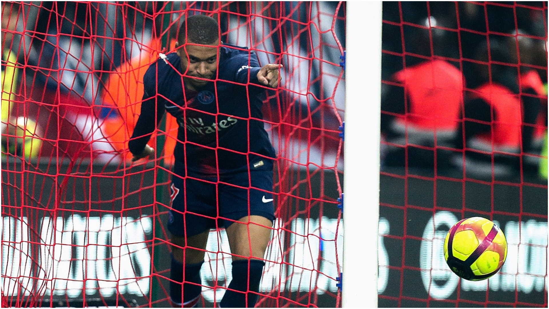 Mbappe ensures PSG make Ligue 1 history despite defeat