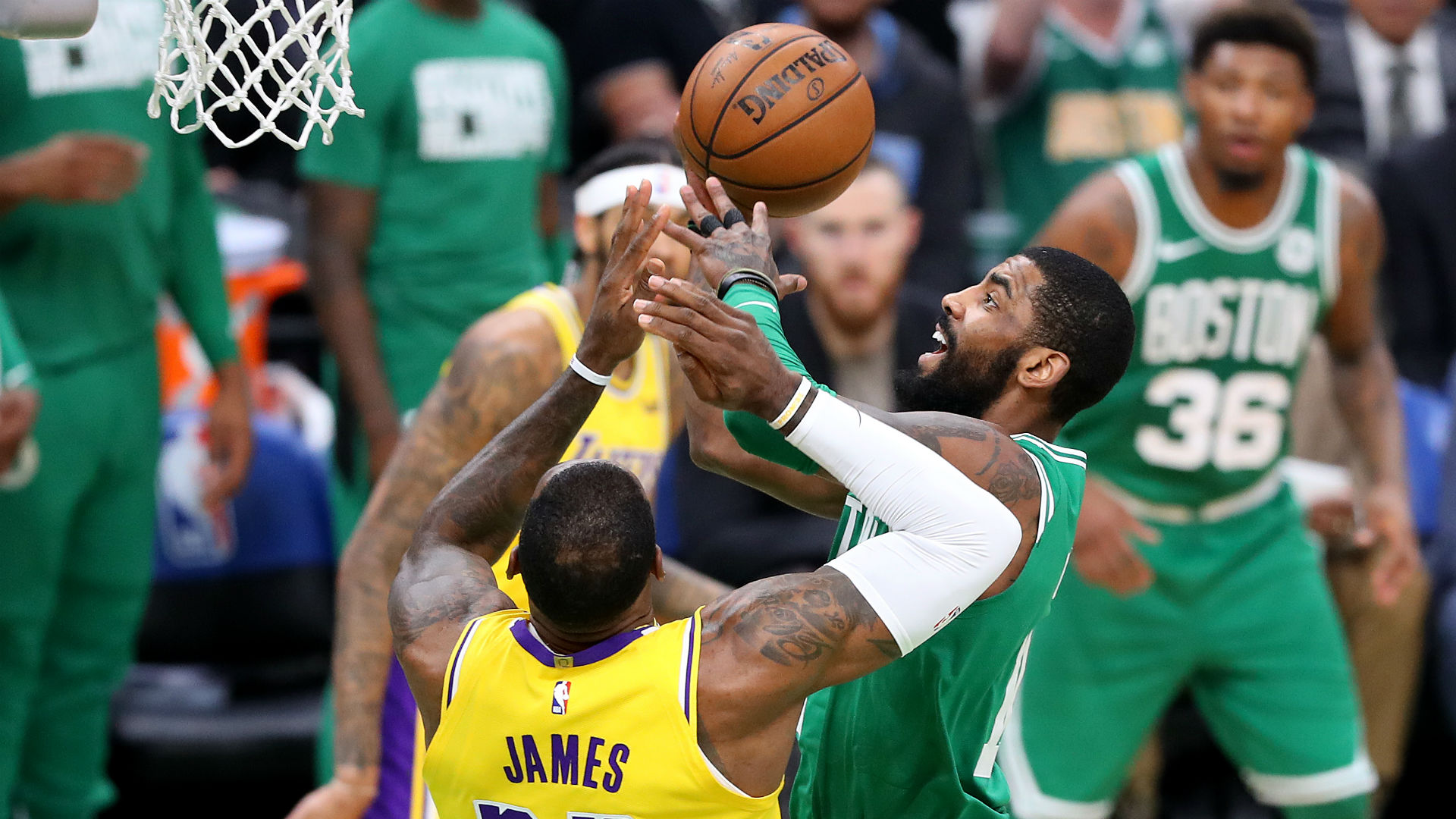 NBA free agency rumors: LeBron James likes Instagram photo of Kyrie