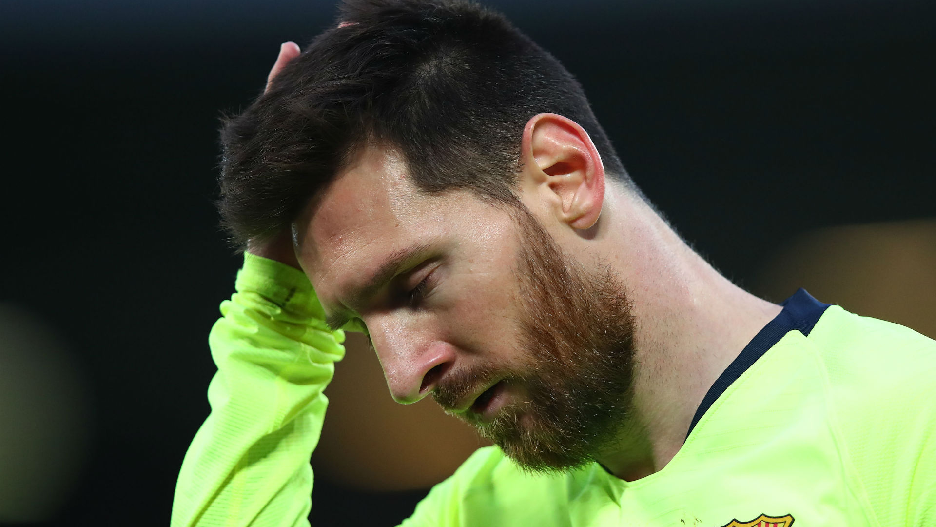 Messi still trying to forget Barcelona's Anfield nightmare