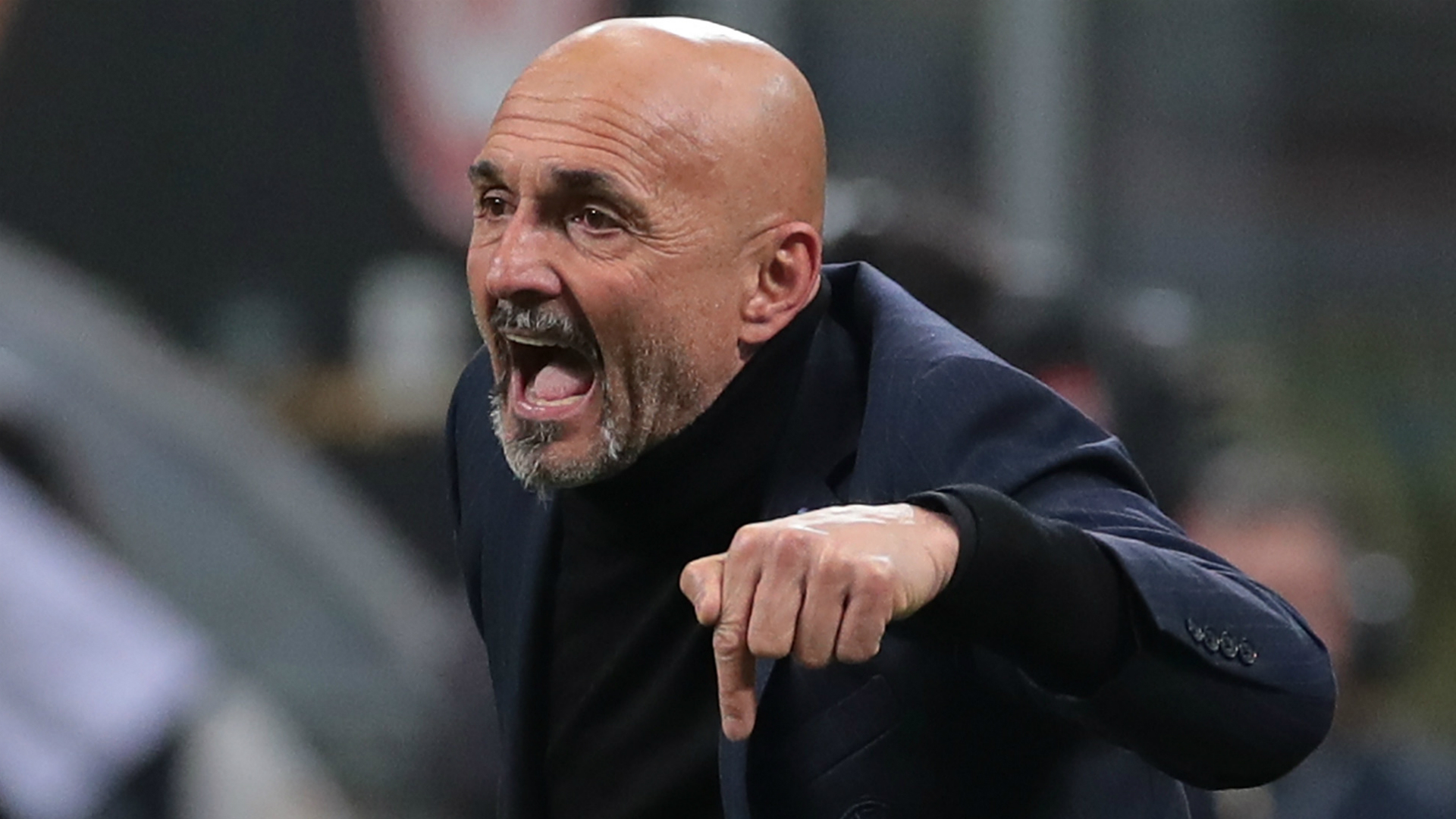 Experience will serve Inter well in 'cup final' - Spalletti