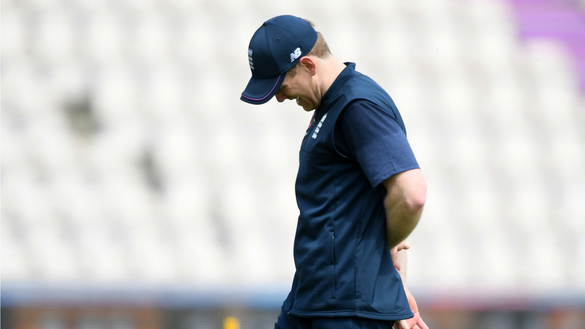 England captain Morgan expected to be fit for World Cup opener