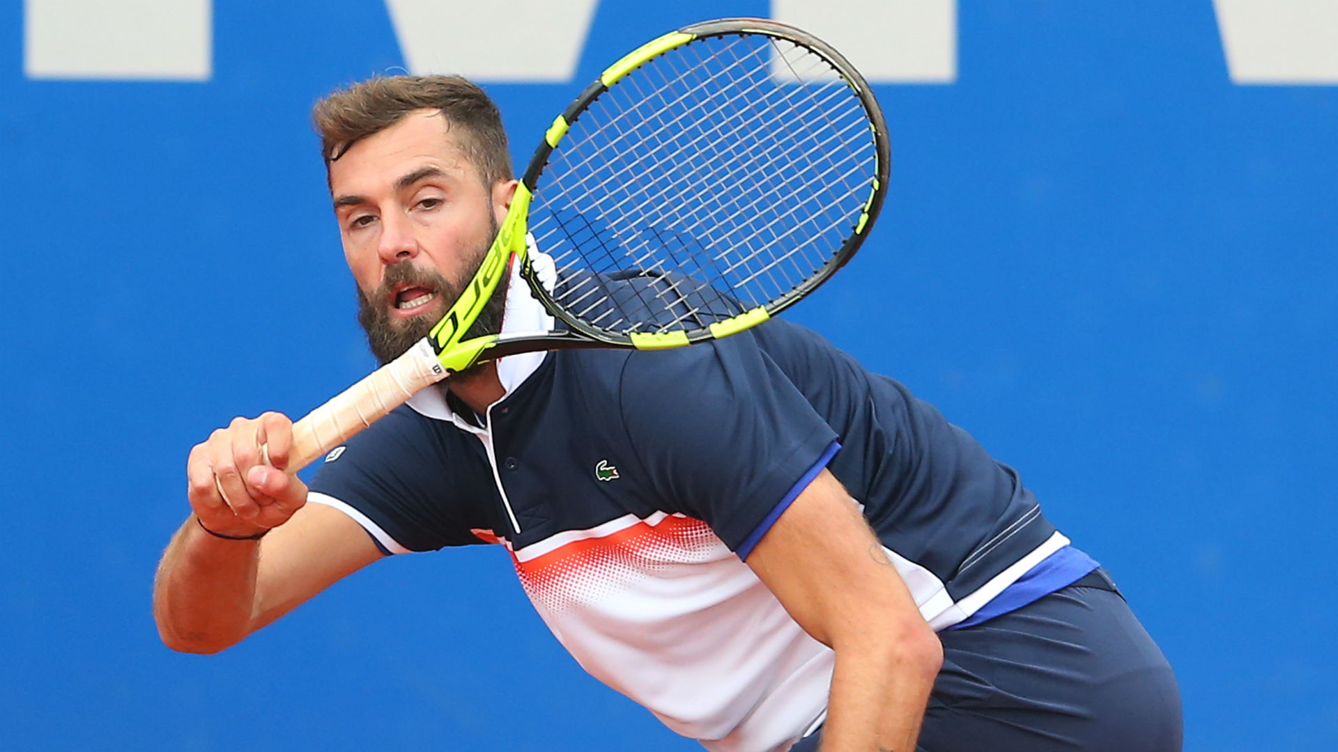 Paire picks off Auger Aliassime in Lyon final