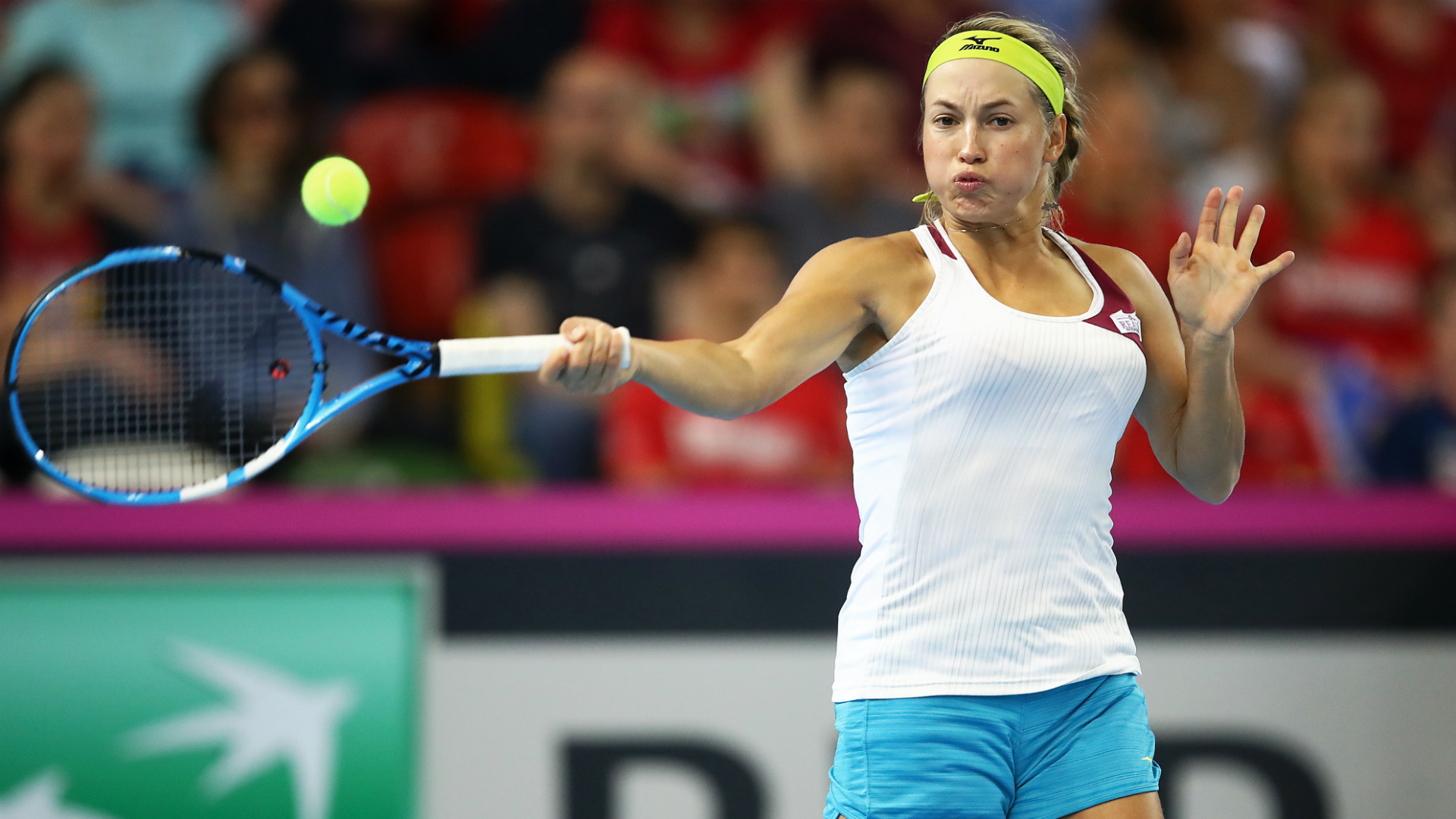 Putintseva claims first WTA title at Nuremberg Cup
