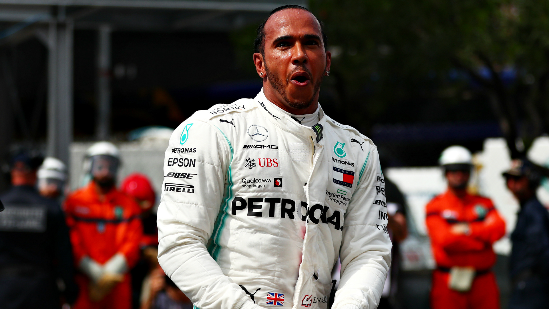 F1 Raceweek: Hamilton hopes rain will not scupper likely Monaco glory