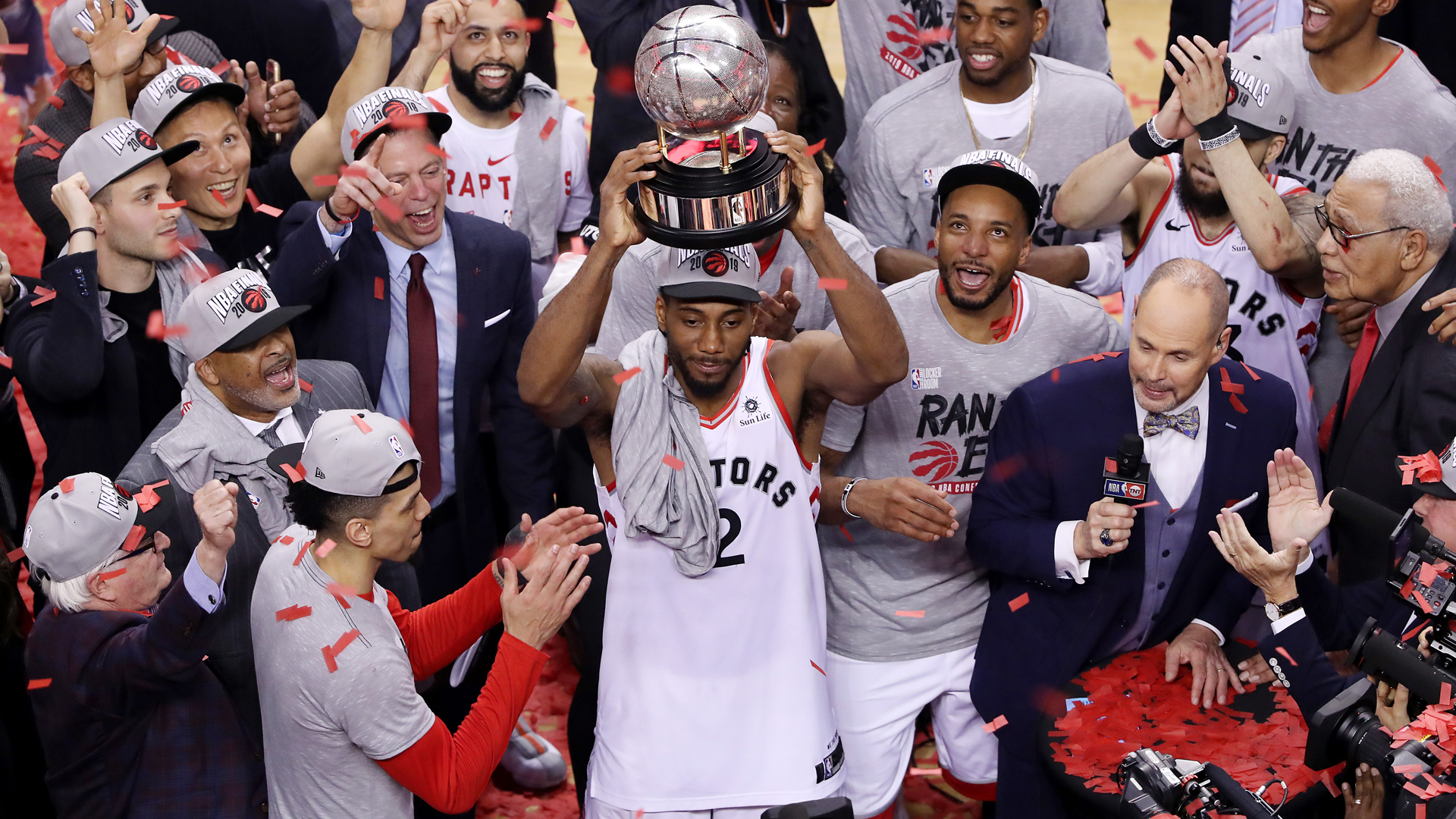 NBA playoffs 2019: Best player in the NBA? Kawhi Leonard focused on Raptors' success