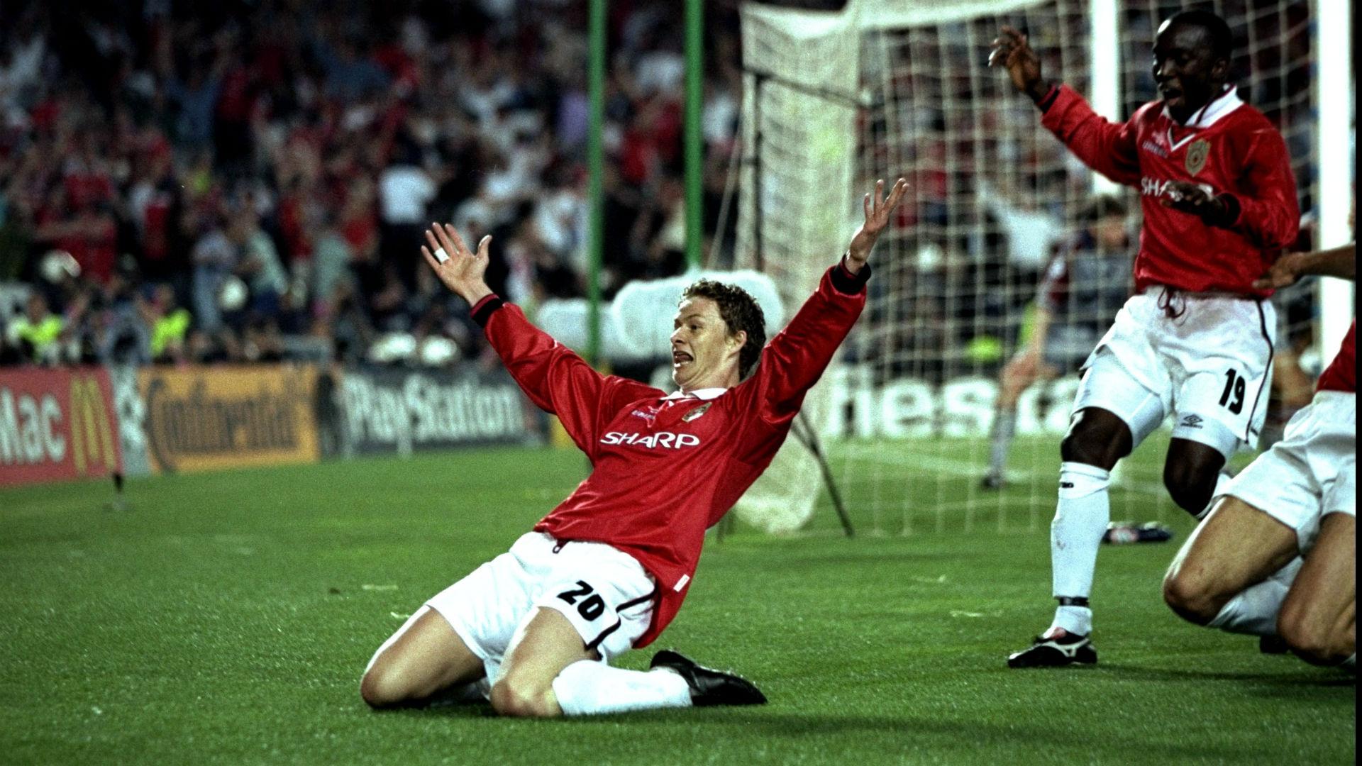 Manchester United 2 Bayern Munich 1 1998 99 Where Are