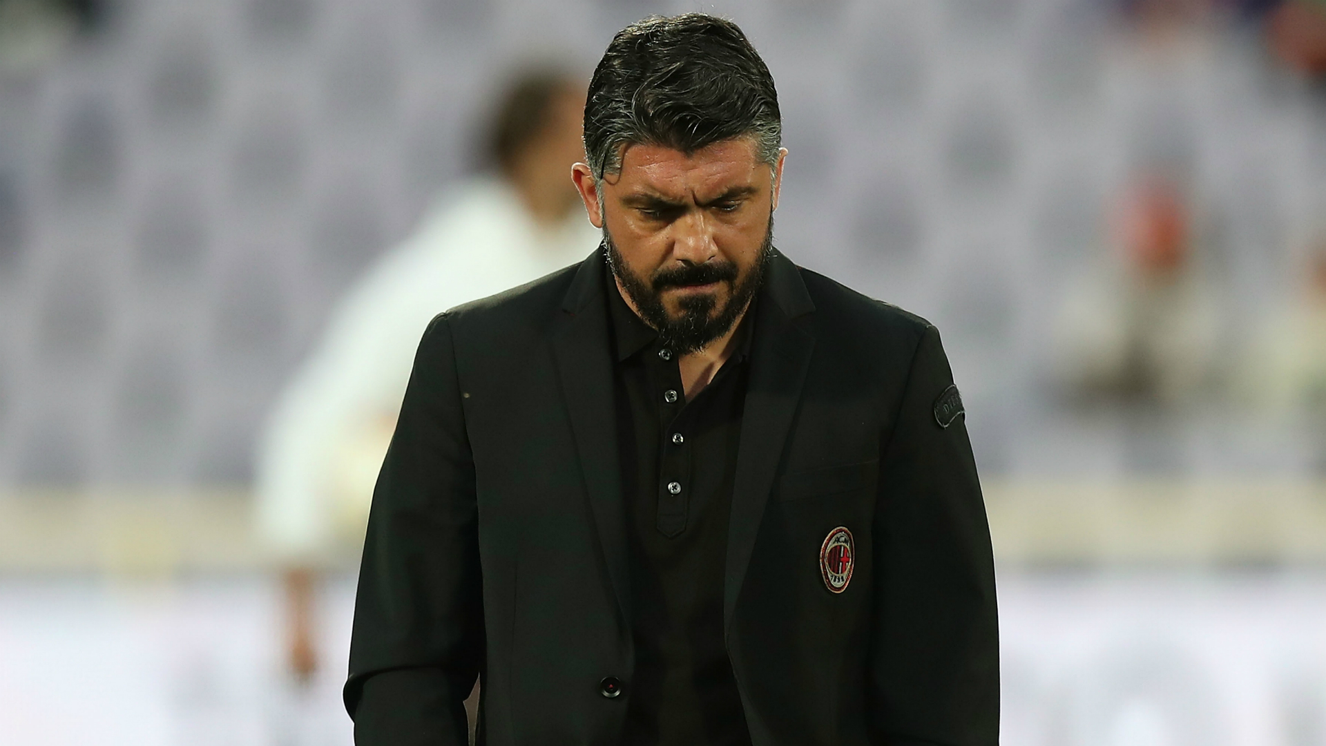 'I'm in pieces' – Gattuso to consider Milan future