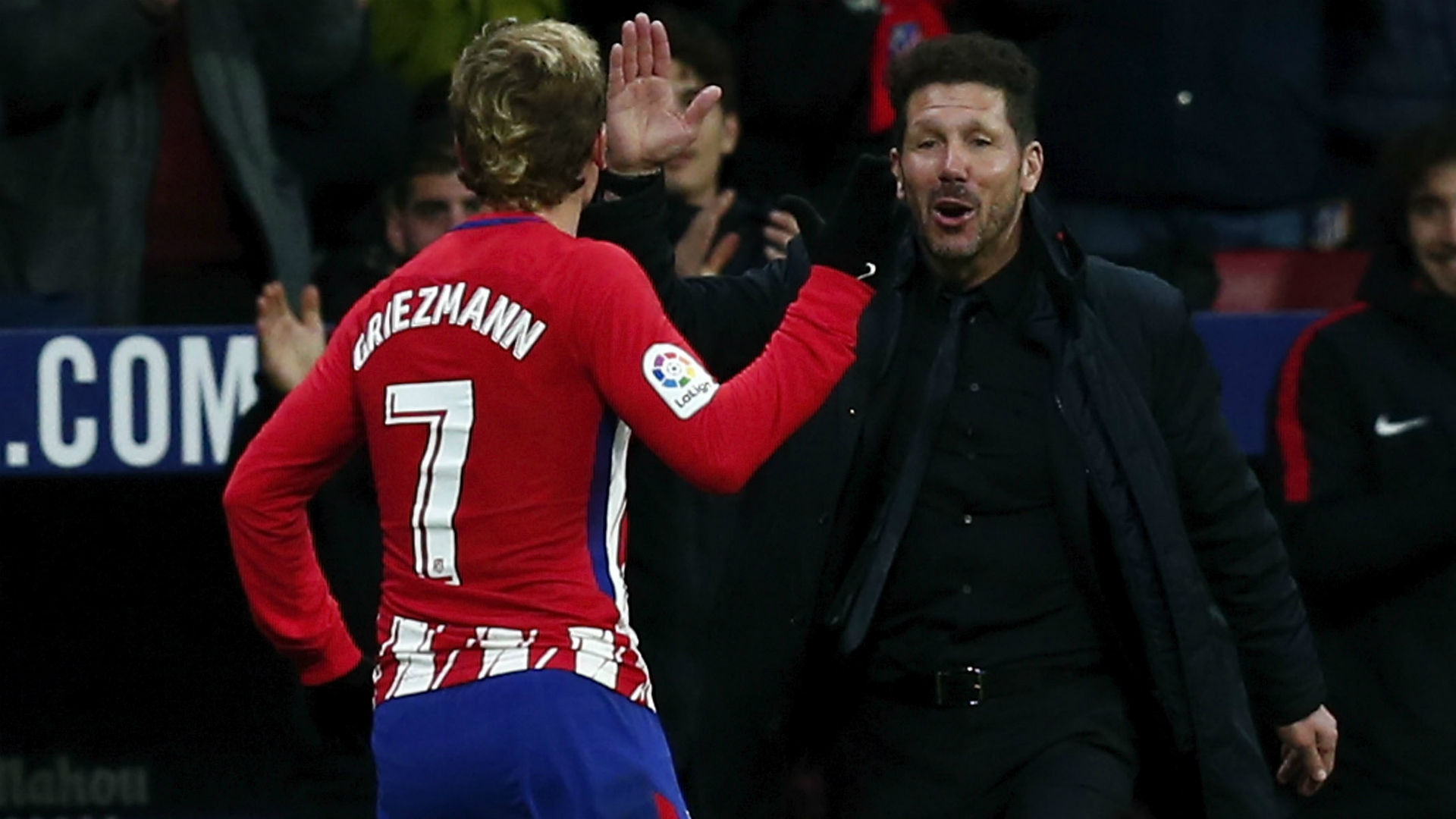Morata: Atletico respect Griezmann - but we can't lose Simeone