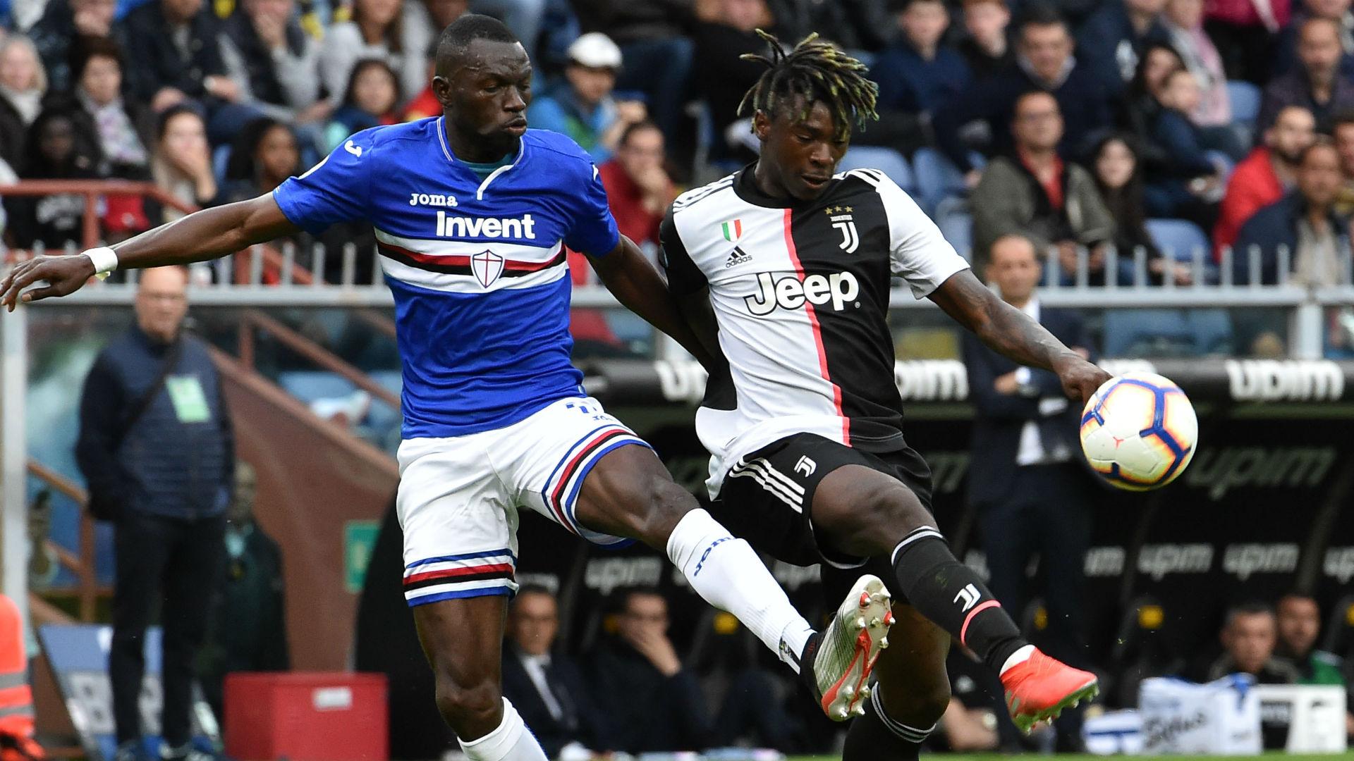 Sampdoria 2 Juventus 0: Allegri suffers late defeat in final game