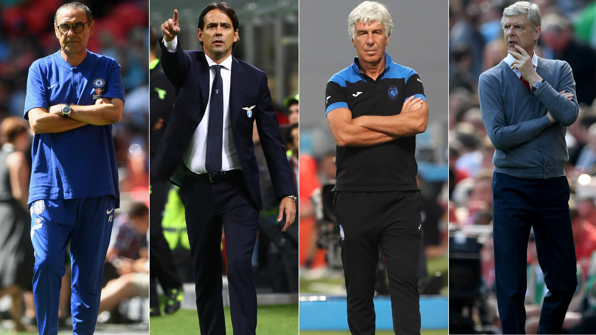 Wenger, Sarri, Inzaghi - who could replace Gattuso at AC Milan?