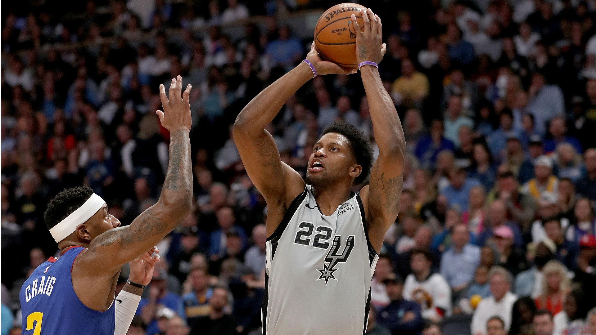 Spurs 'hoping' to bring back Gay, says Popovich