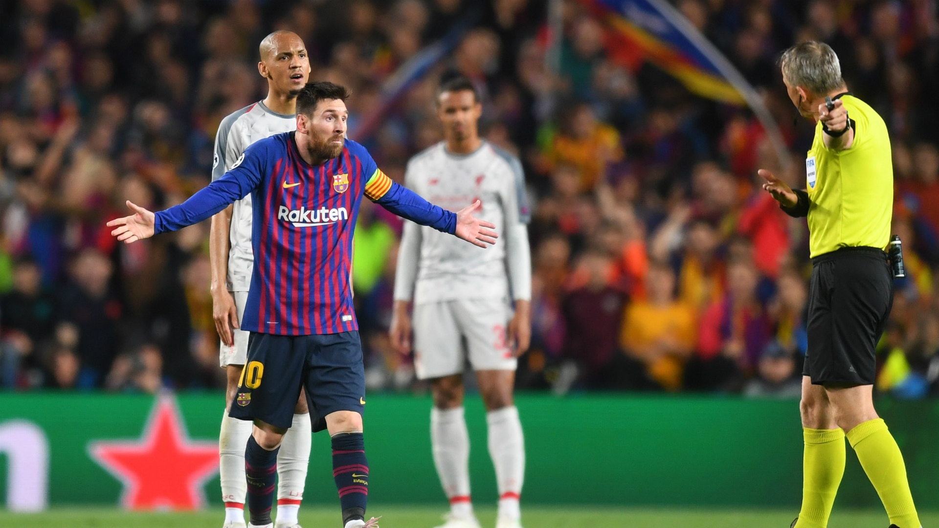 Liverpool fans petition to get Messi banned for 'punching