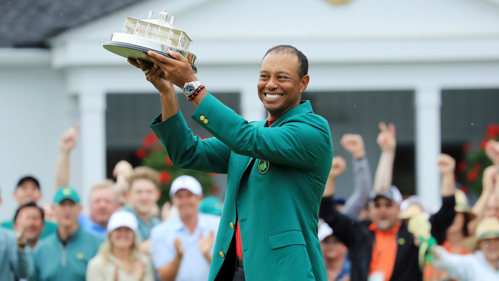 Tiger Woods to visit White House on Monday to celebrate Masters victory