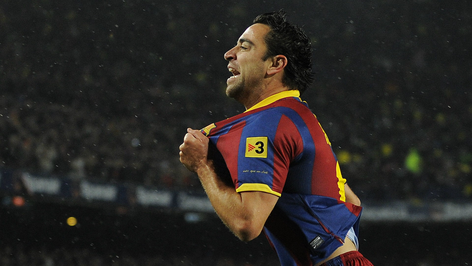 Xavi to retire: Barcelona great in Opta numbers