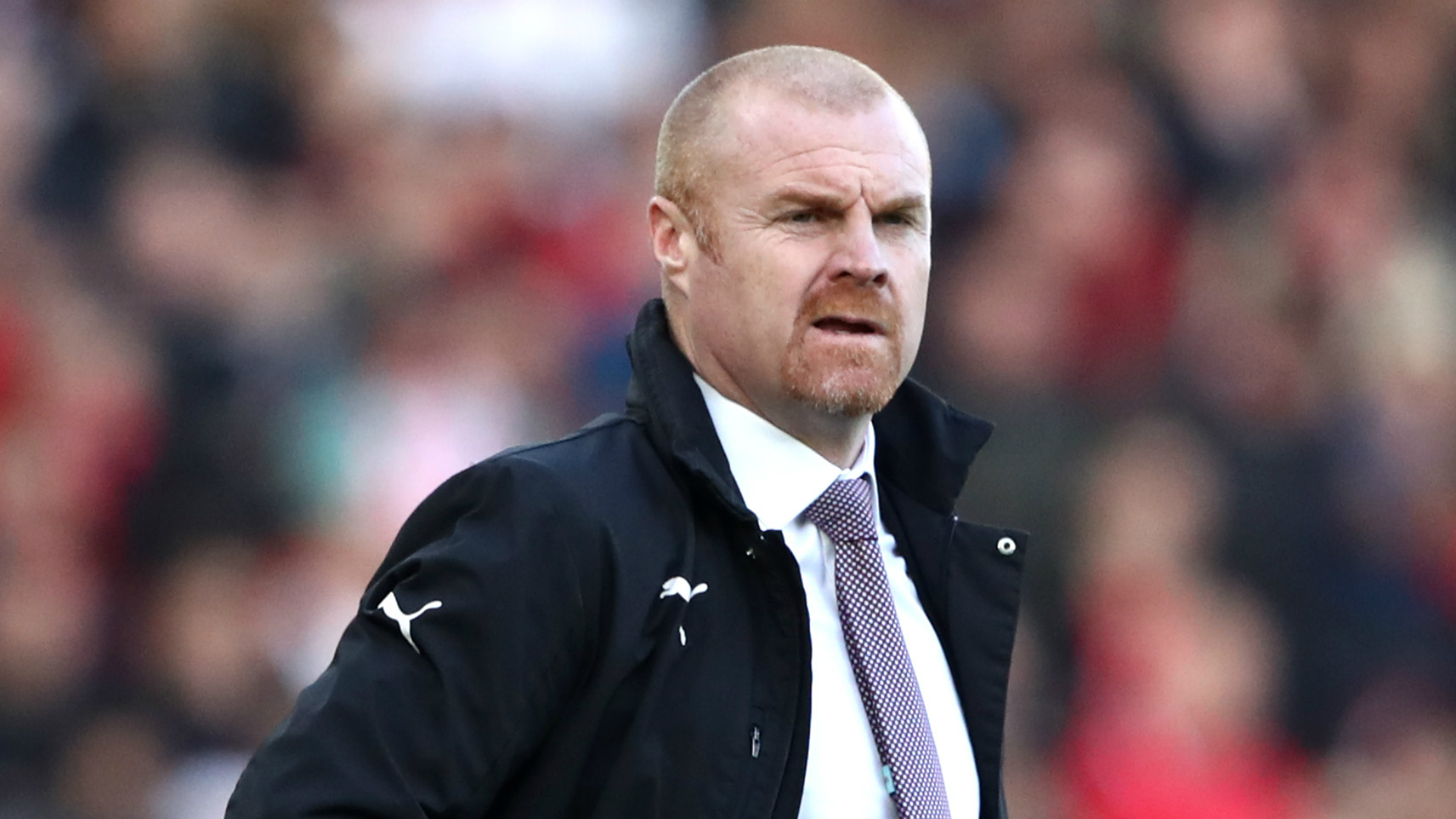 Dyche refuses to over-question players after Everton defeat