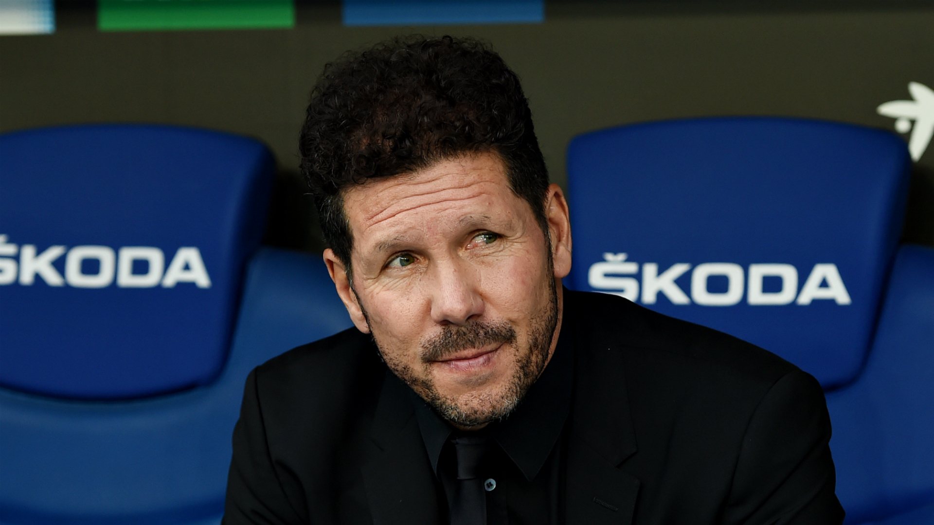 Atletico do not lack intensity, insists Simeone