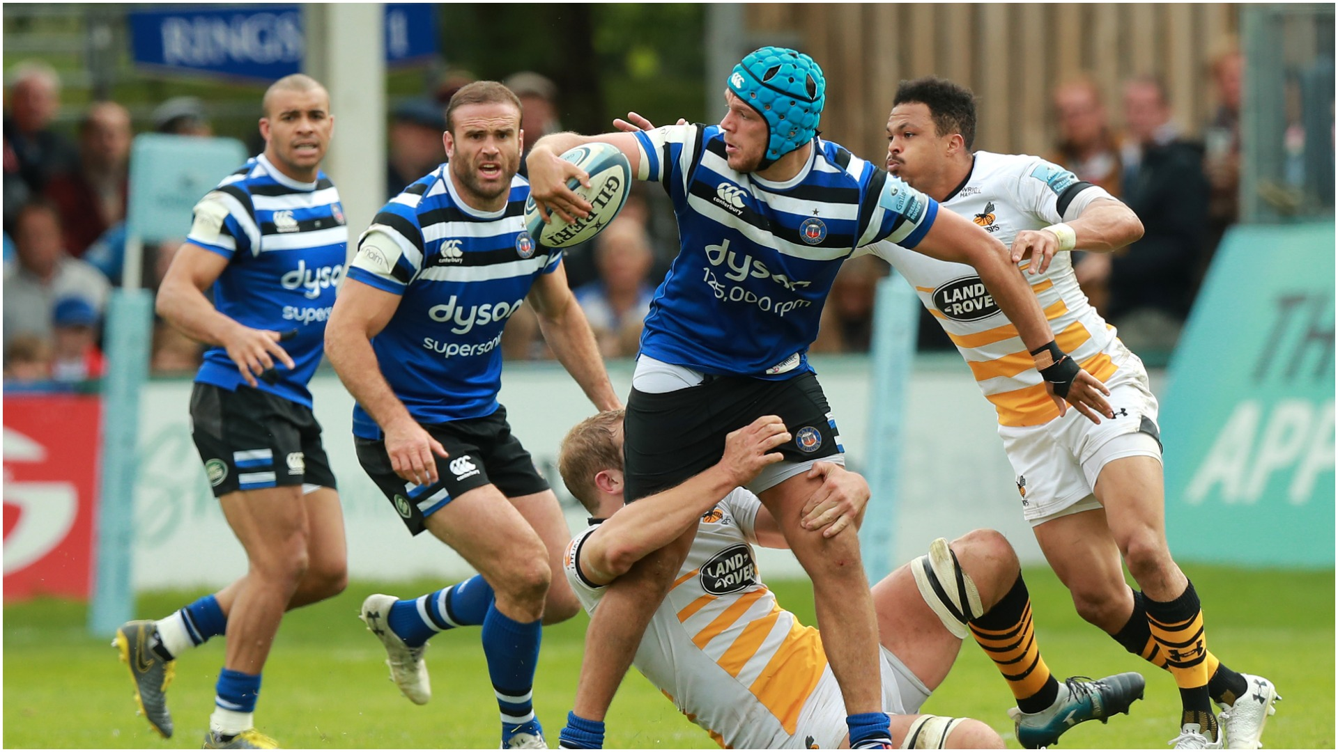 Wasps' play-off hopes end in late collapse