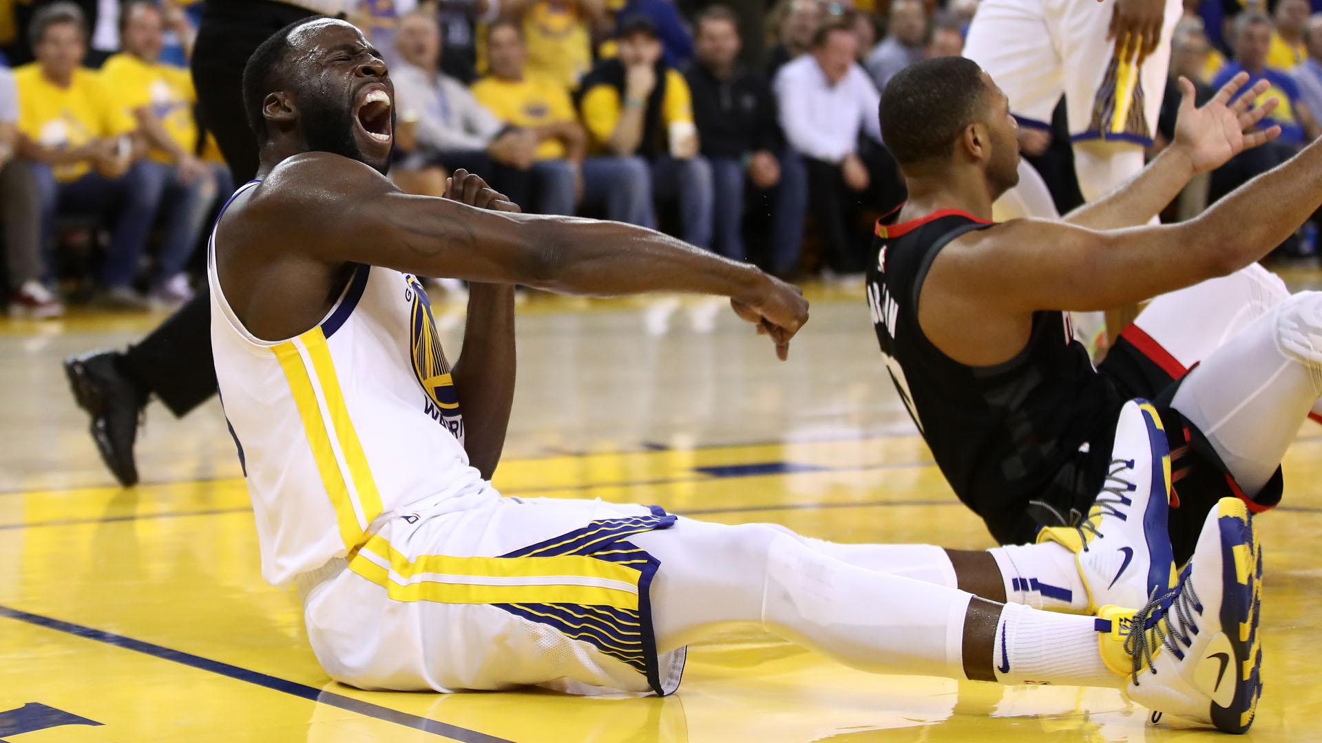 Warriors take series lead, Bucks eliminate Celtics