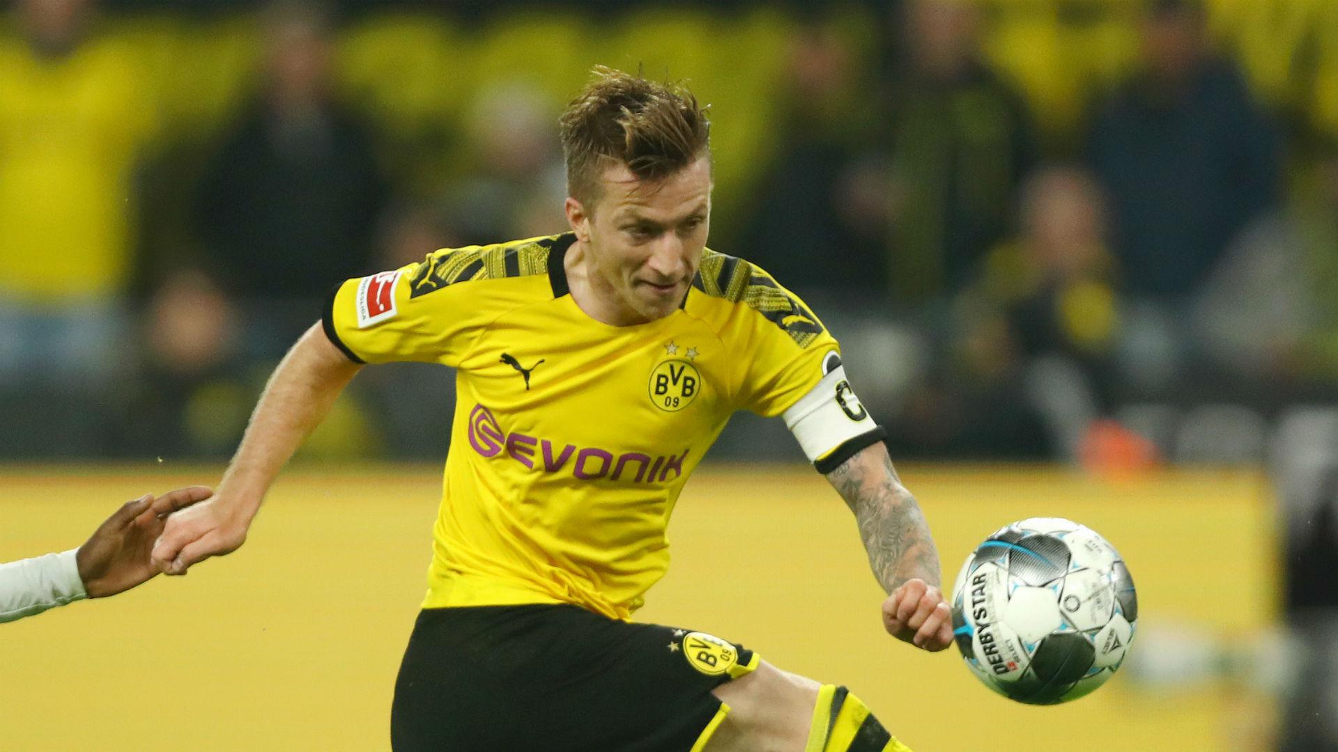 Reus and Hummels doubtful for Dortmund v Wolfsburg