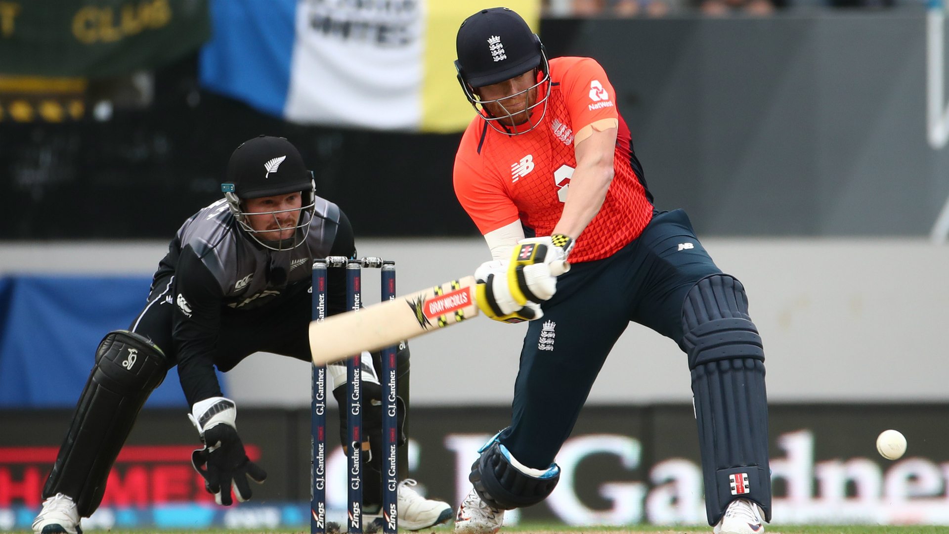 England overcome Black Caps in another Super Over to secure Twenty20 series win