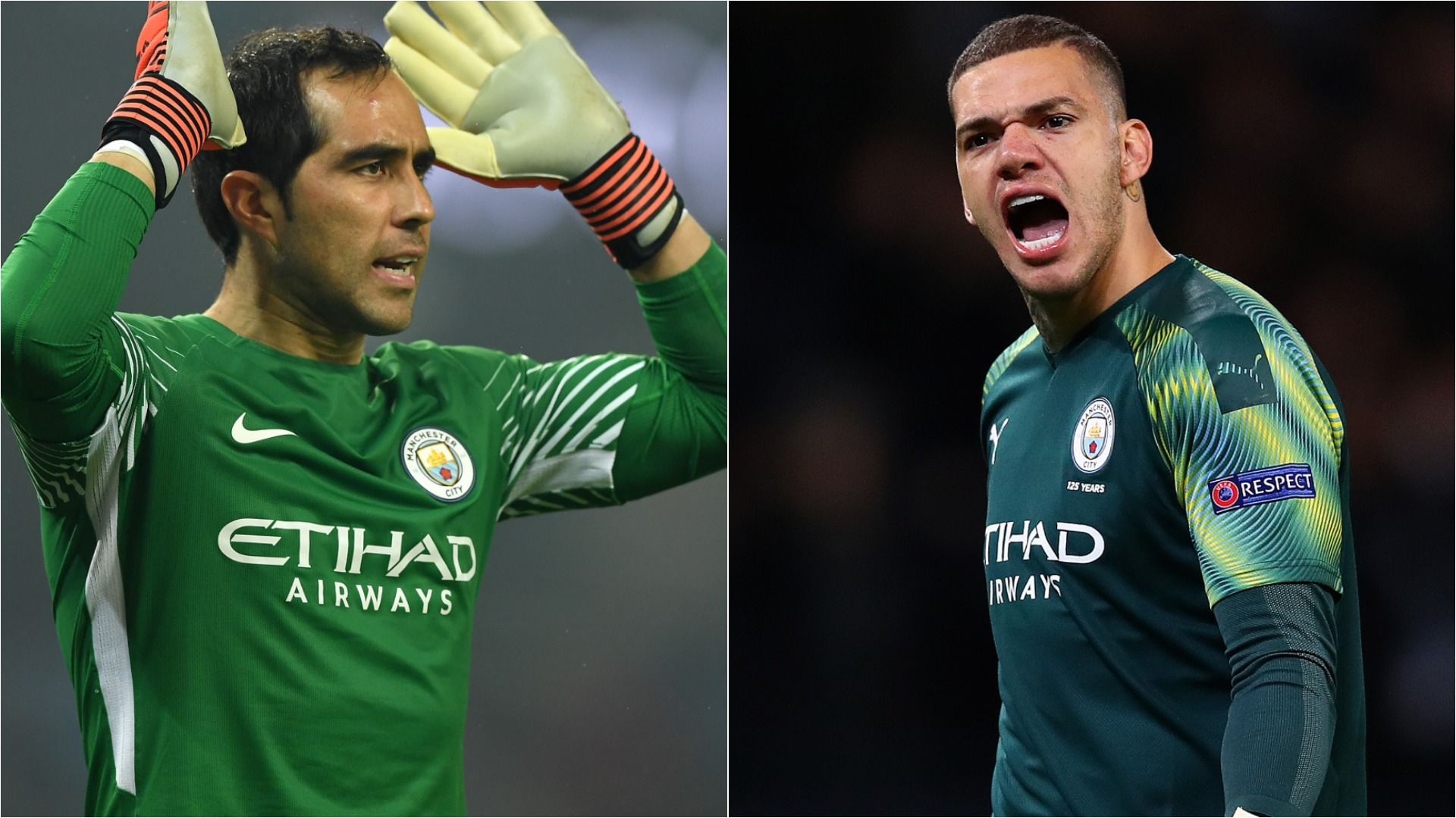 Bravo v Ederson: Should Pep Guardiola be worried about Man City's goalkeeper at Anfield?