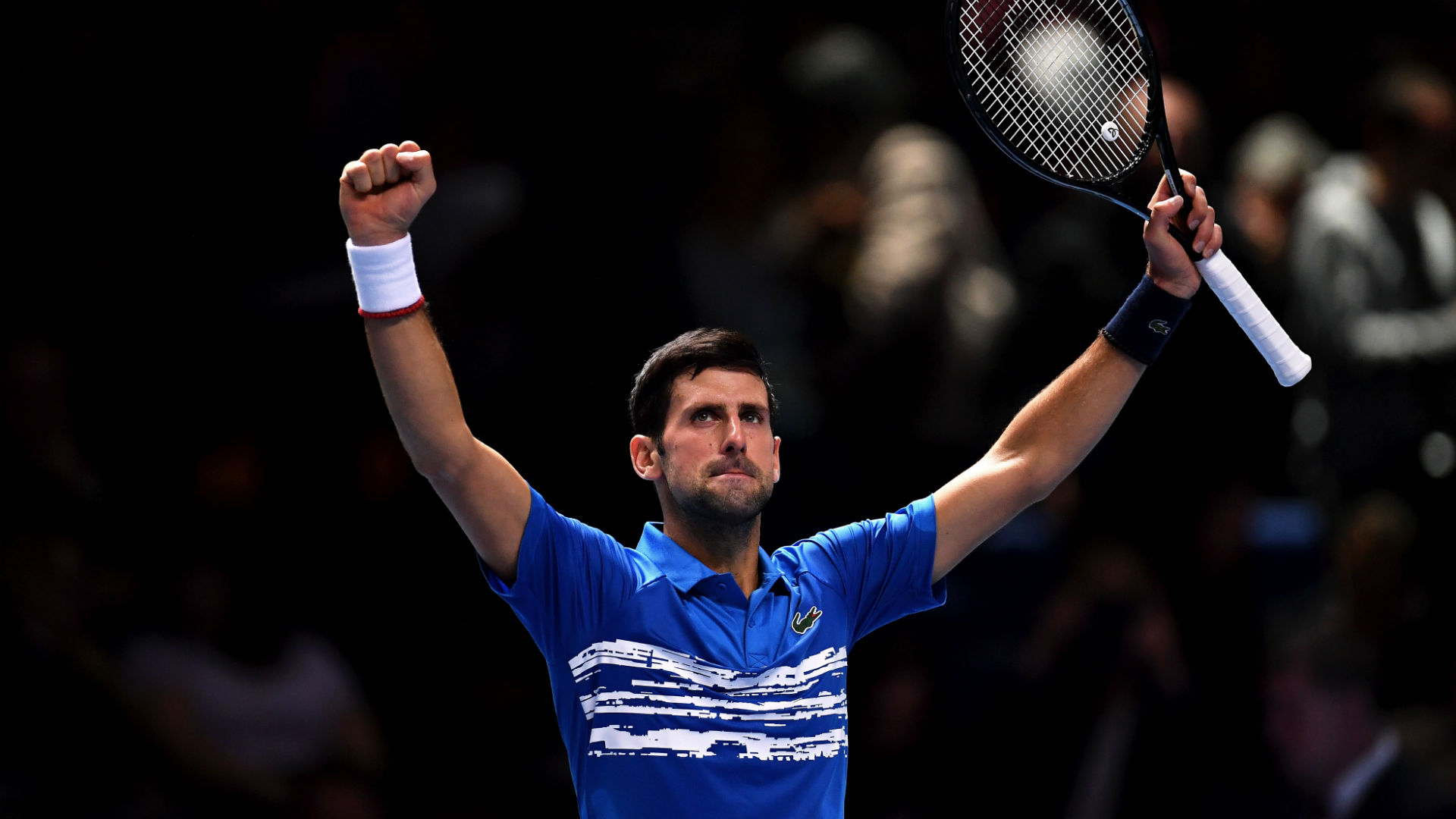 Sensational Djokovic dispatches Berrettini to kick-off ATP Finals in style