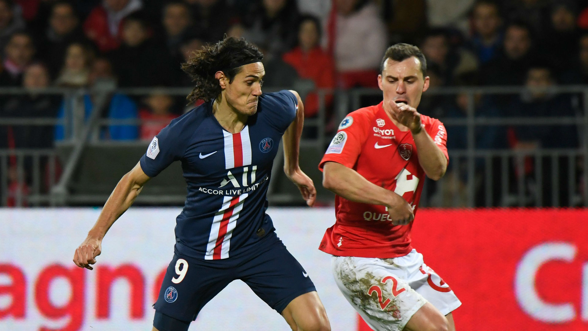 Cavani needs to get used to Icardi competition, warns Tuchel