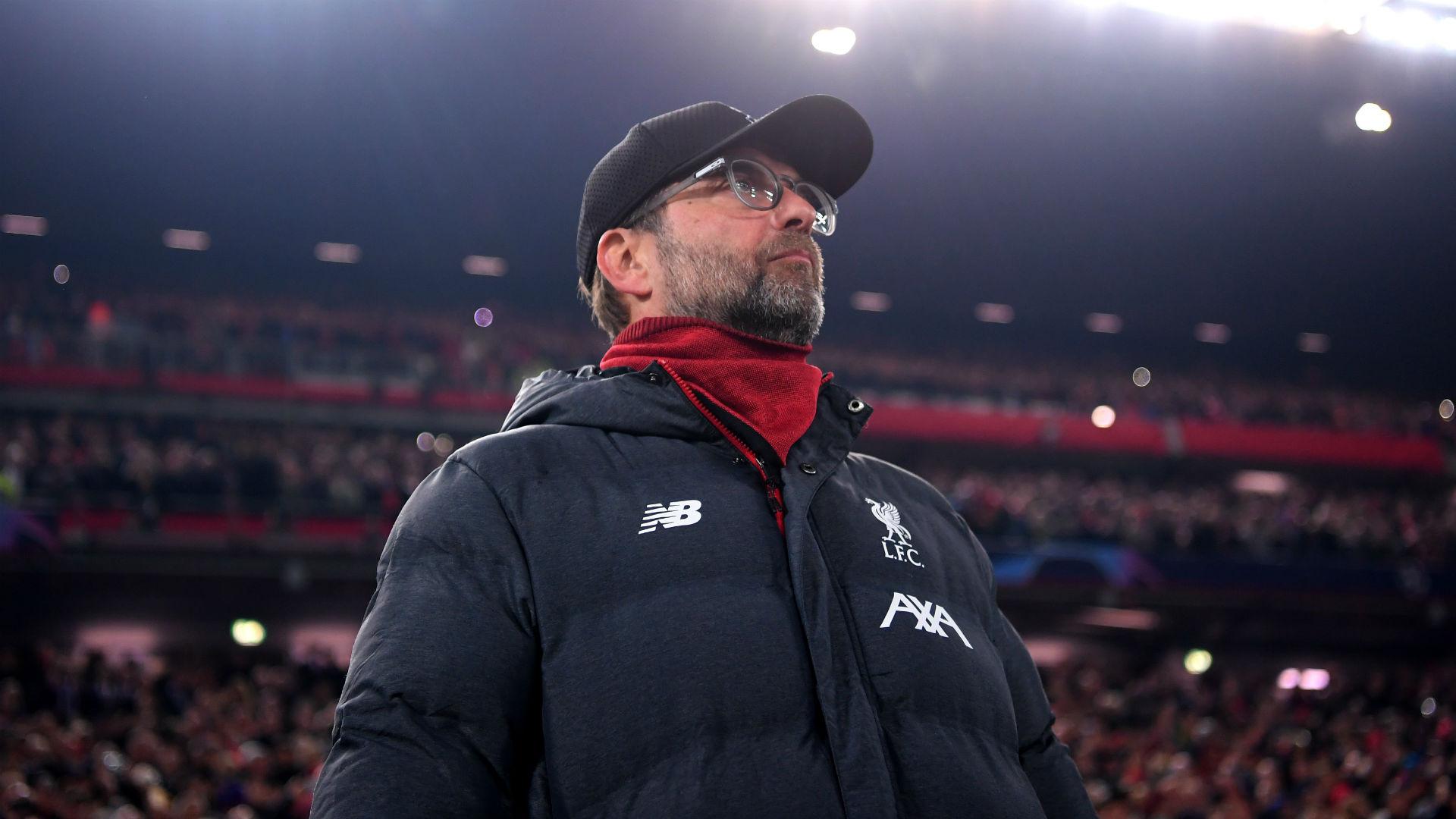 Liverpool v Manchester City: Opportunity knocks again for Jurgen Klopp and his relentless Reds
