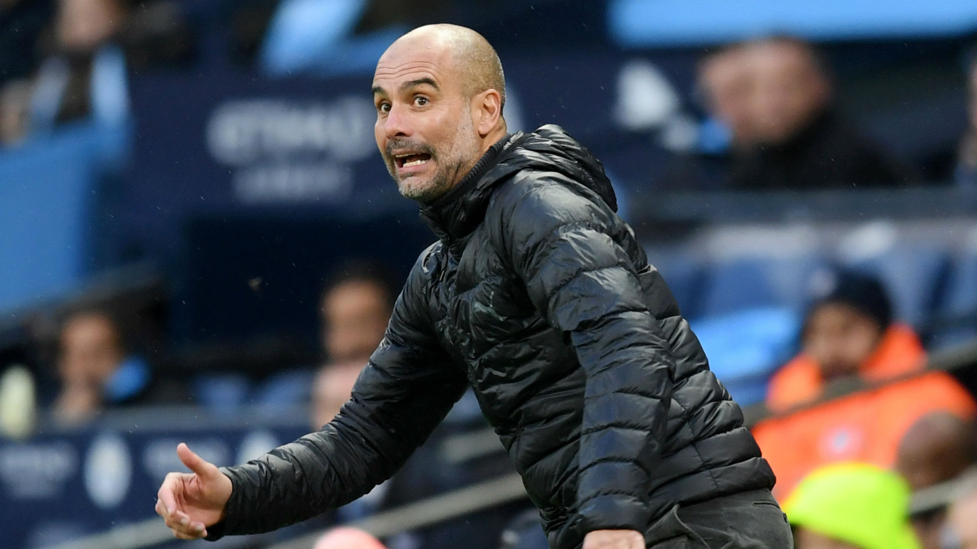 I've never thought I am going to lose in my career - Guardiola rallies City for Anfield showdown