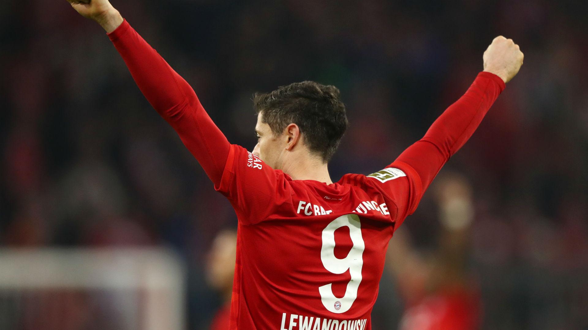 Brutal Lewandowski reopens Dortmund scars to lift Bayern crisis