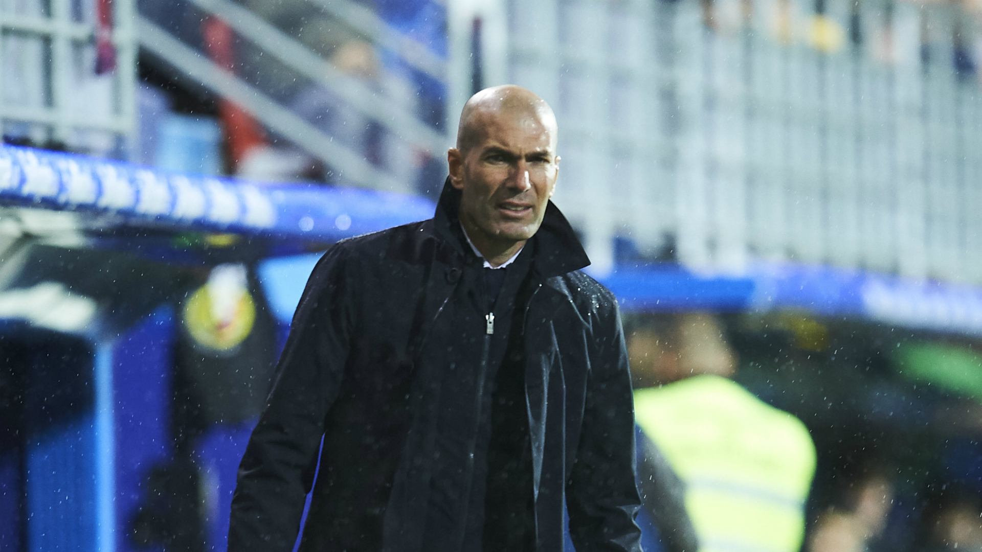 It was the complete performance - Zidane revels in Real Madrid's 'phenomenal' win at Eibar