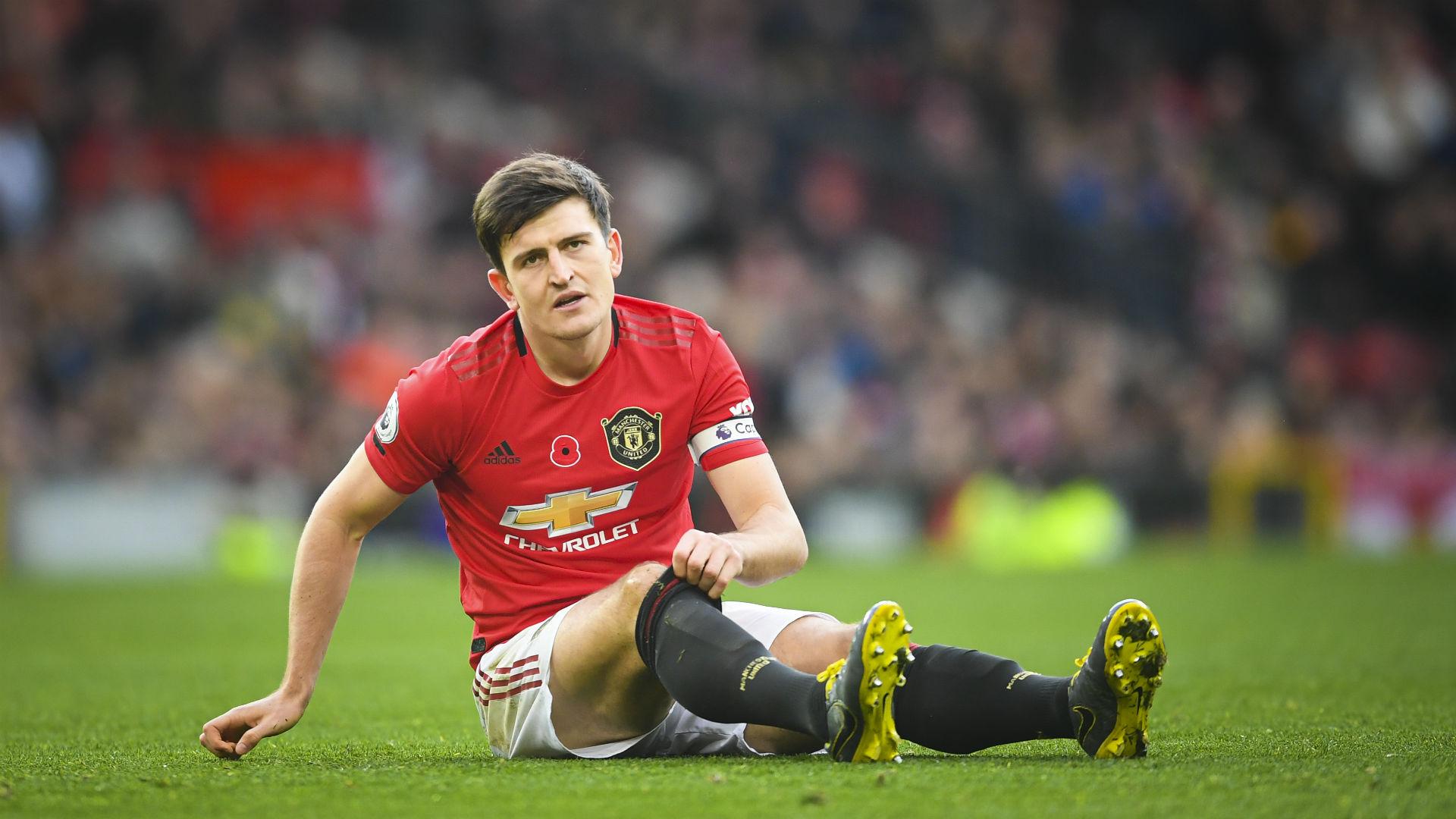 Solskjaer backs Maguire as long-term Man United captain