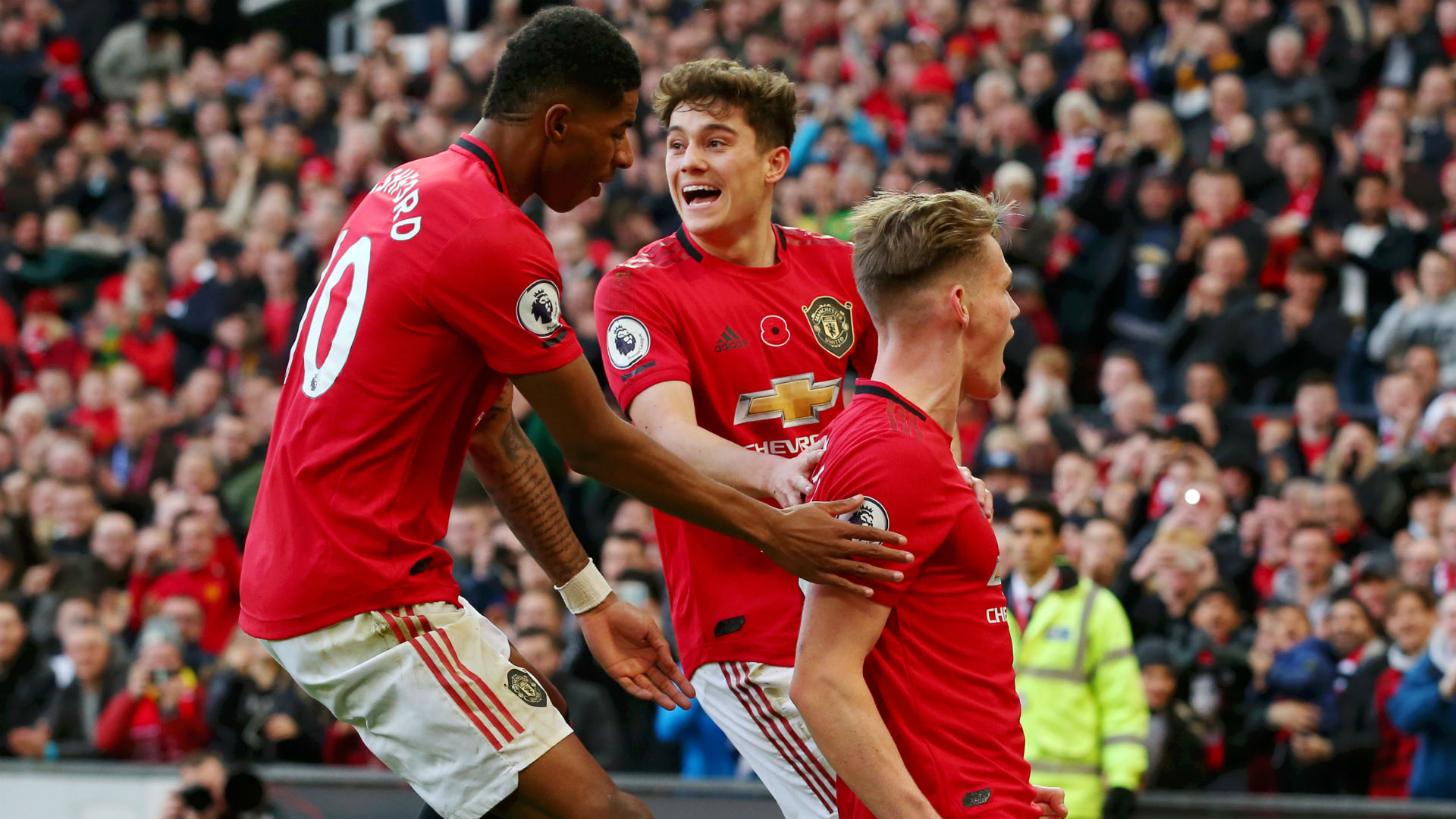 We could have scored eight – James and Solskjaer impressed by Man Utd's vibrant attack