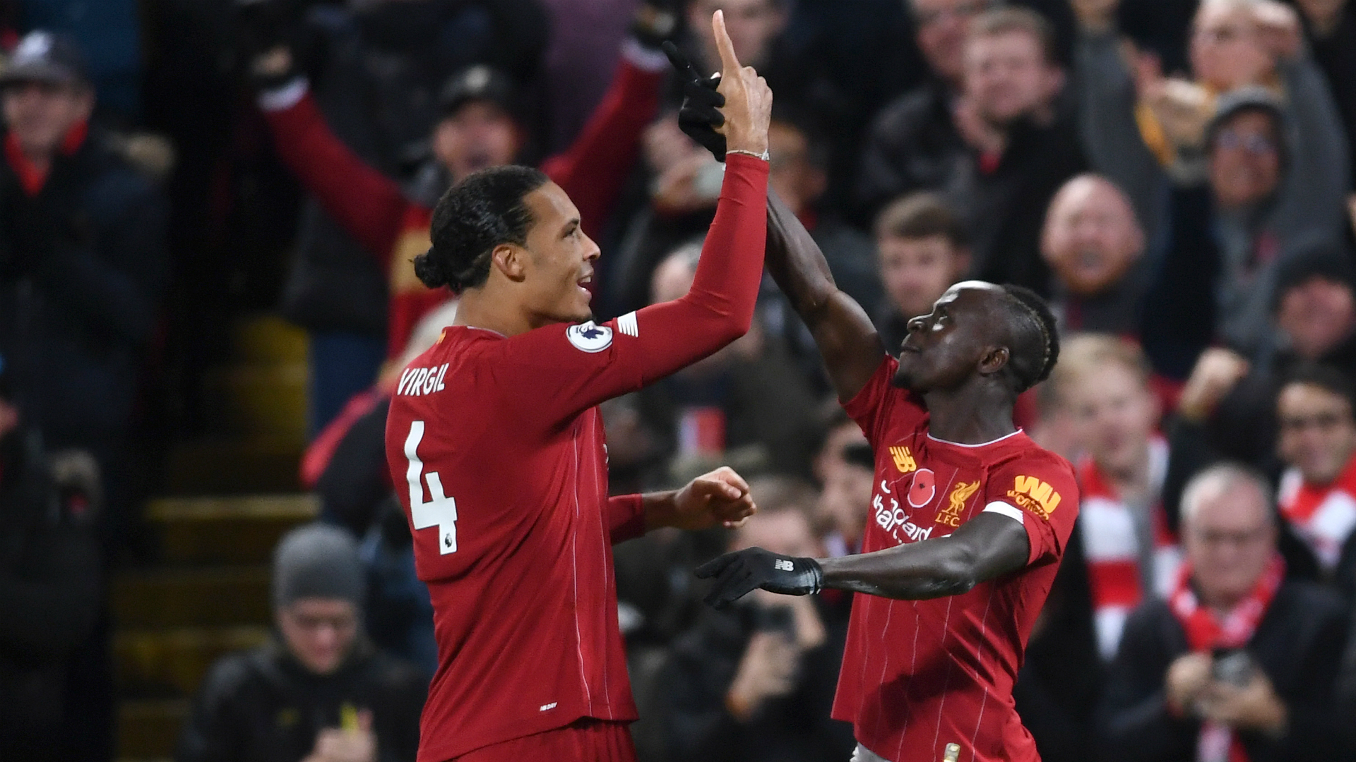 Liverpool 3-1 Man City: Ruthless Reds take command of title race