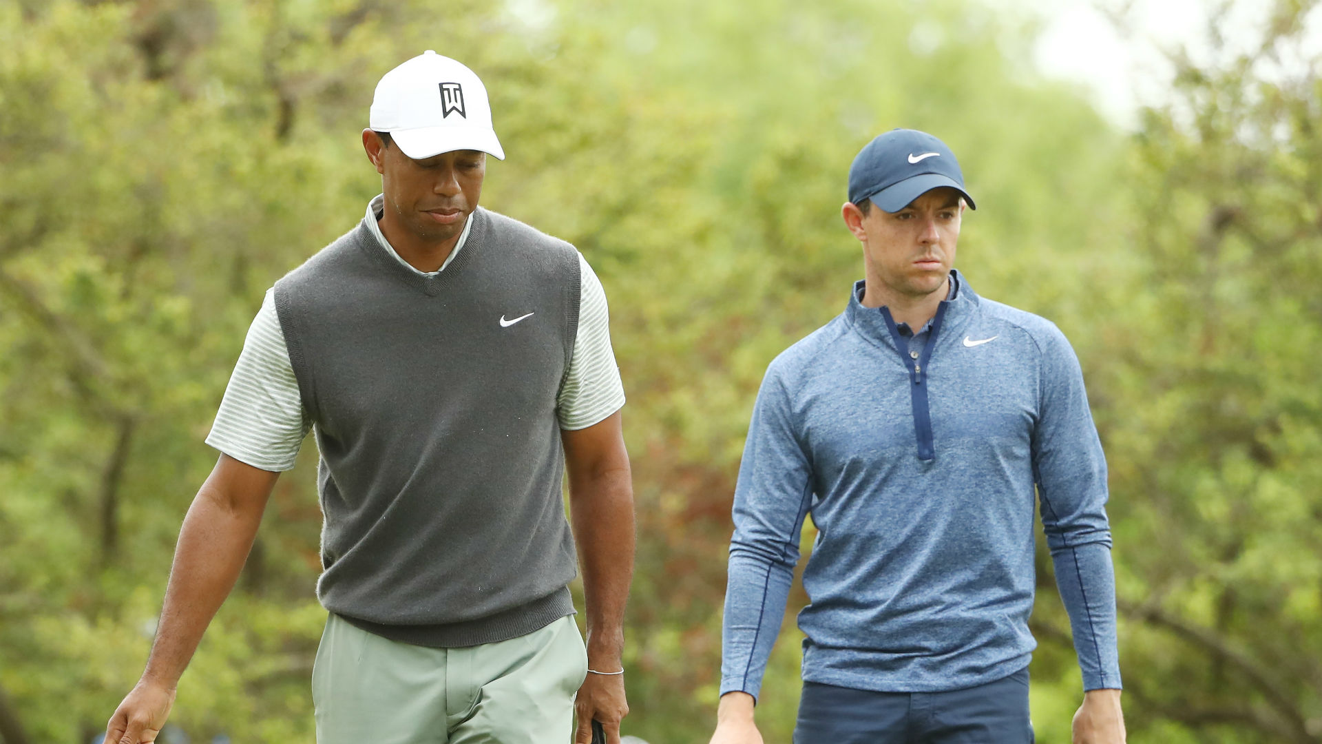 The first thing I've ever beaten Tiger at! - McIlroy thrilled by rankings statistic