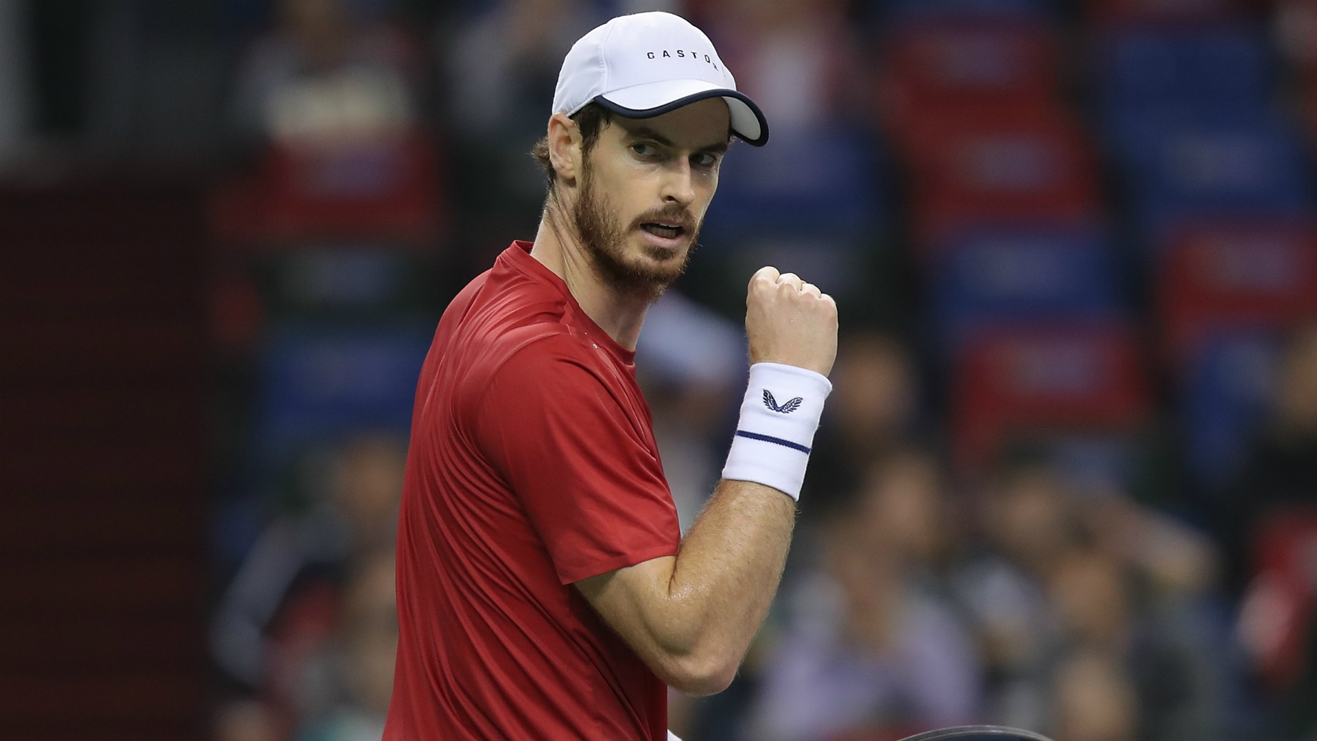 Andy Murray: Grand slams could be my best chance of success