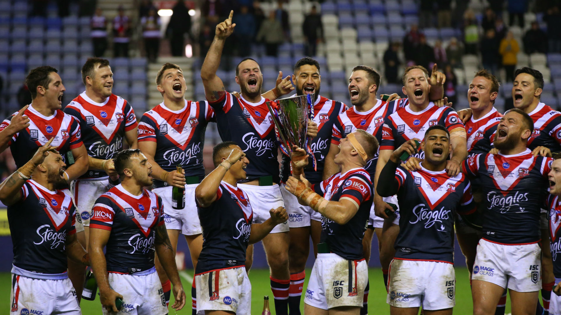 Saints to host Roosters in World Club Challenge on February 22