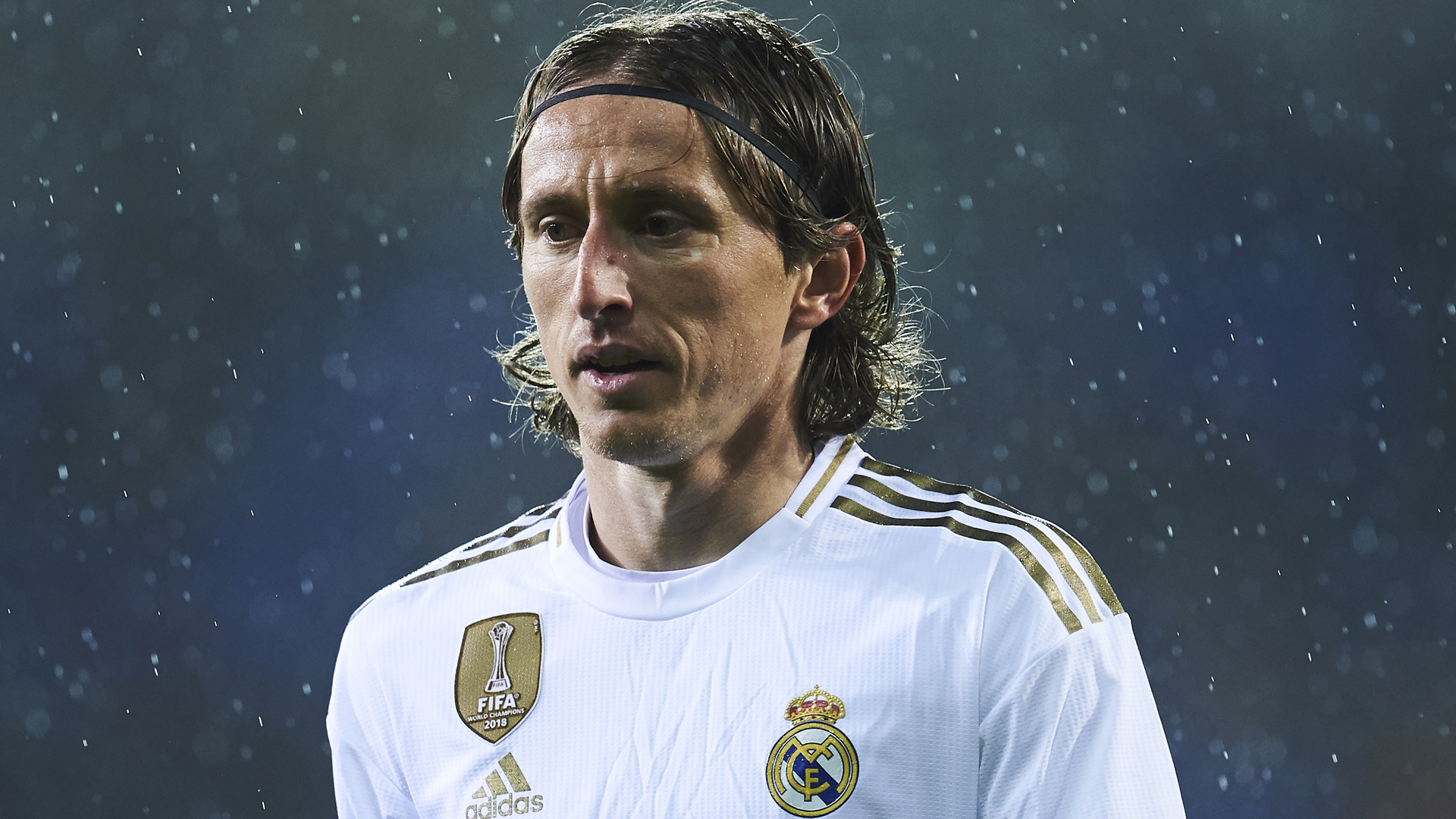 Modric: We'll see if one day I can play in Italy
