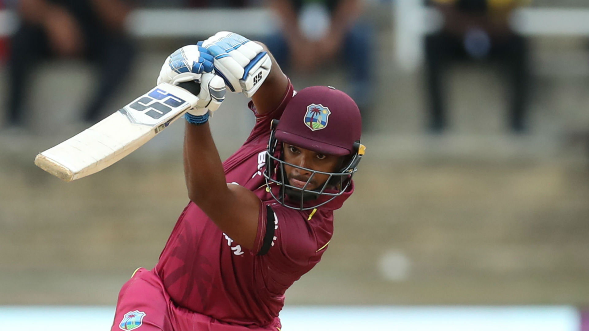 Windies batsman Pooran handed four-game ban for ball tampering