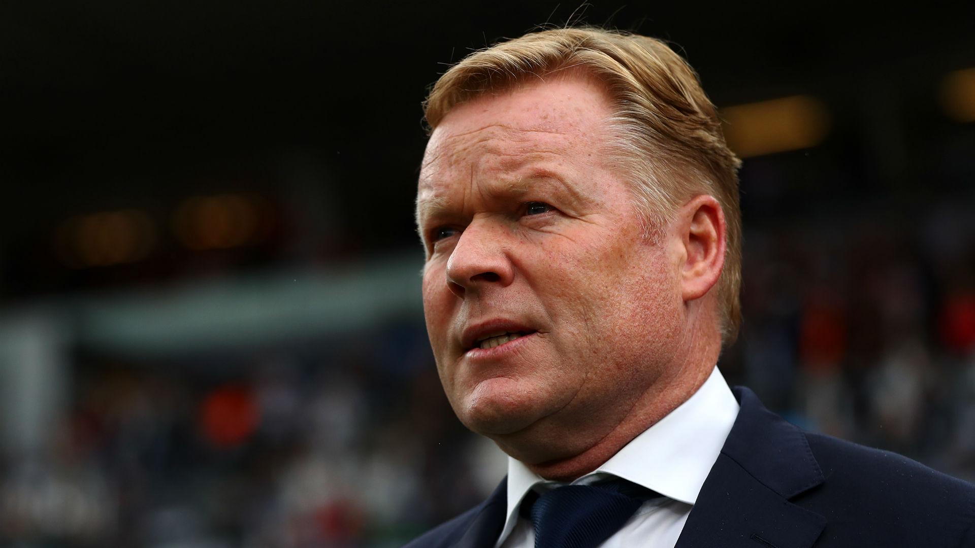 Barcelona job a possibility, says Netherlands coach Koeman