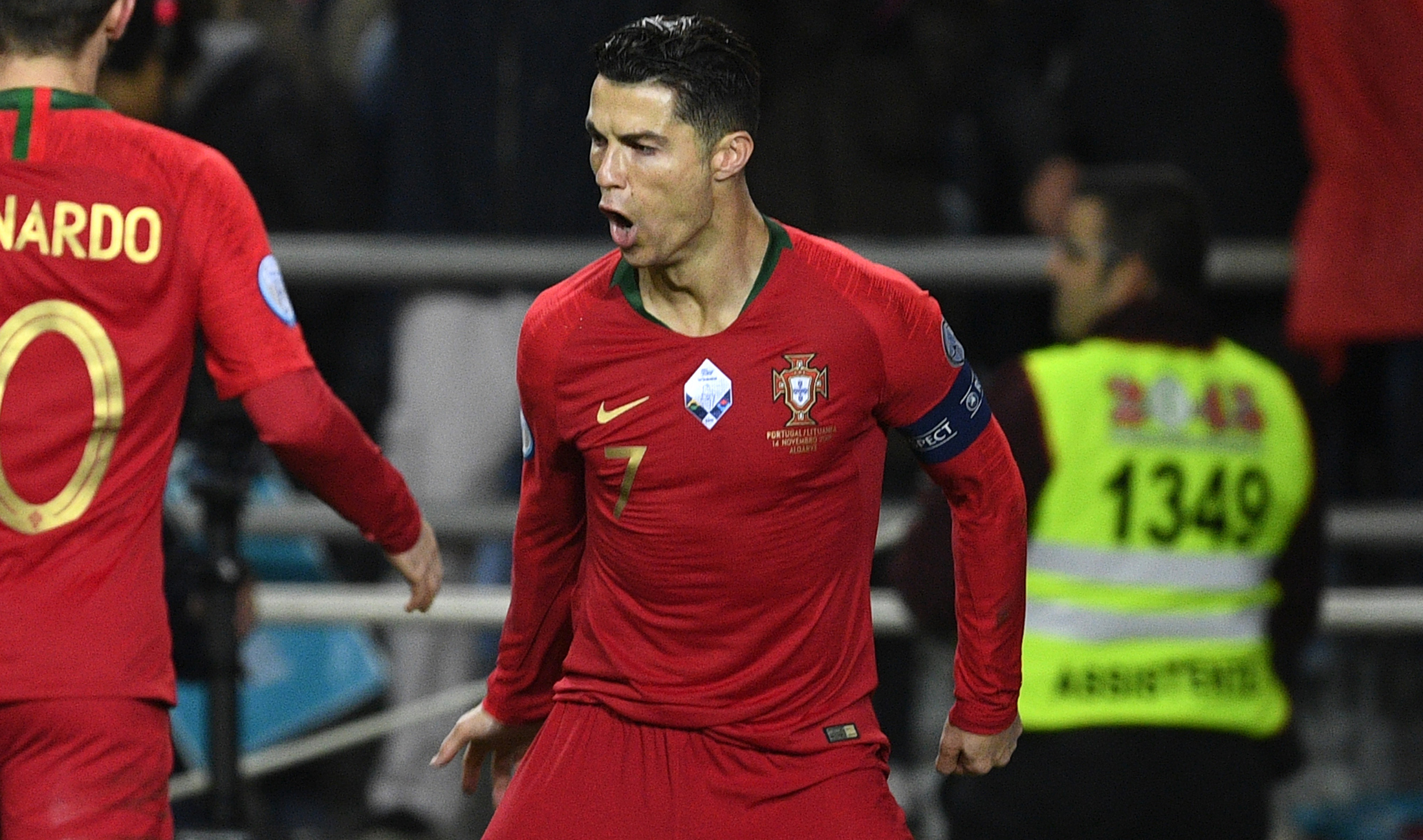 Ronaldo is the best in the world – Mario Rui