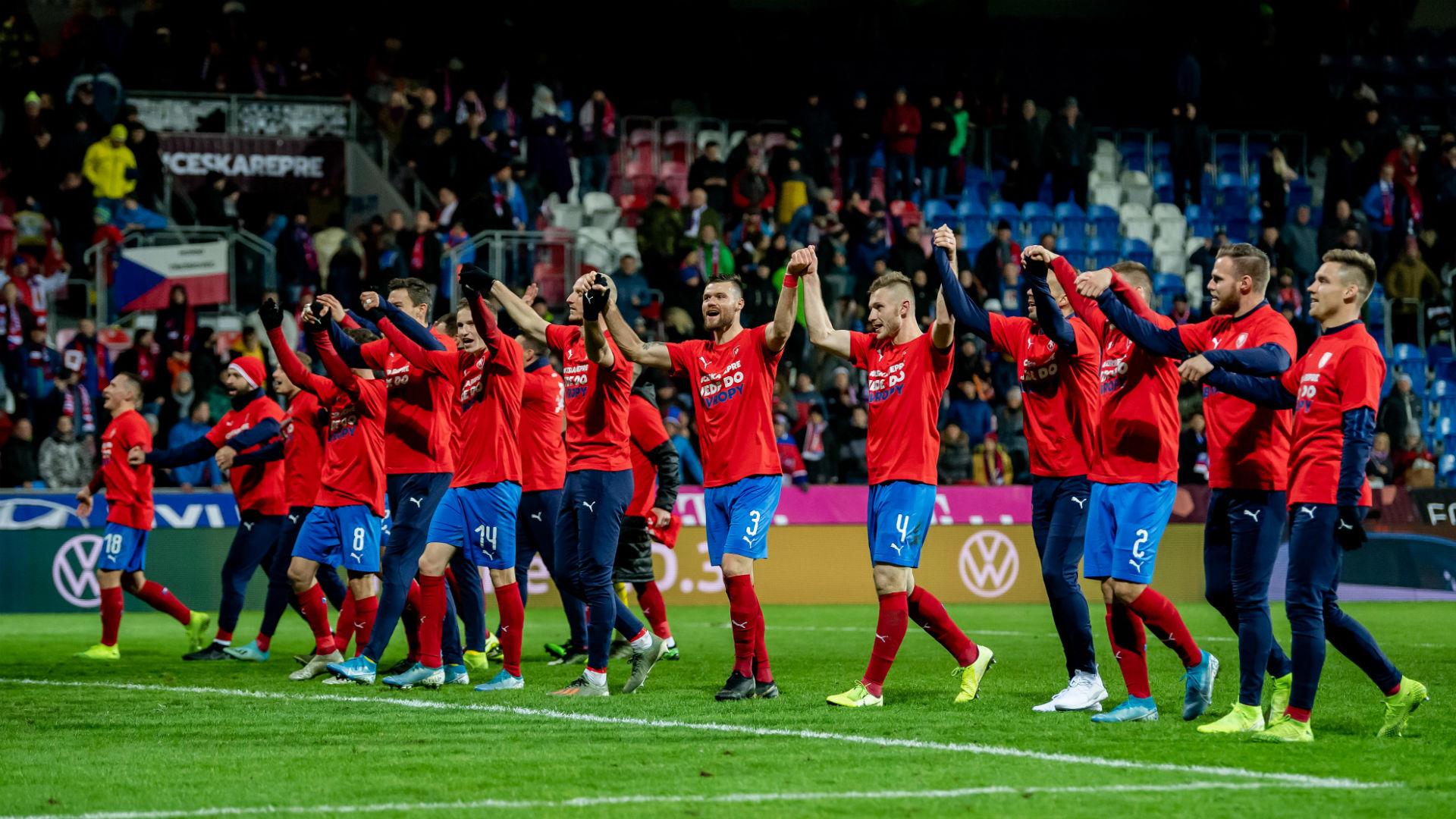Comeback win over Kosovo sends Czech Republic to Euro 2020