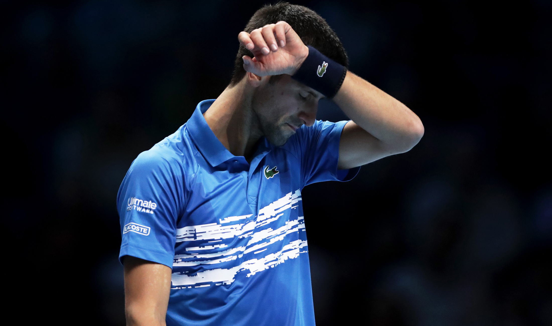 Djokovic hopeful over Davis Cup Finals amid elbow concern