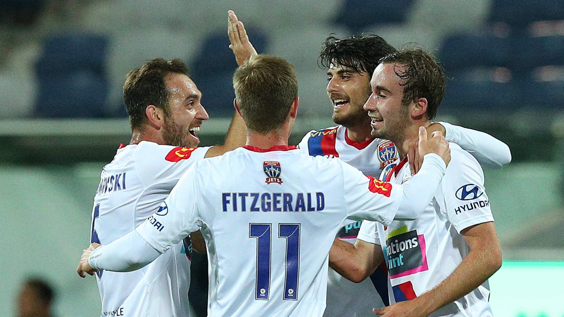 A-League Review: Newcastle edge Western United, Adelaide overwhelm Mariners